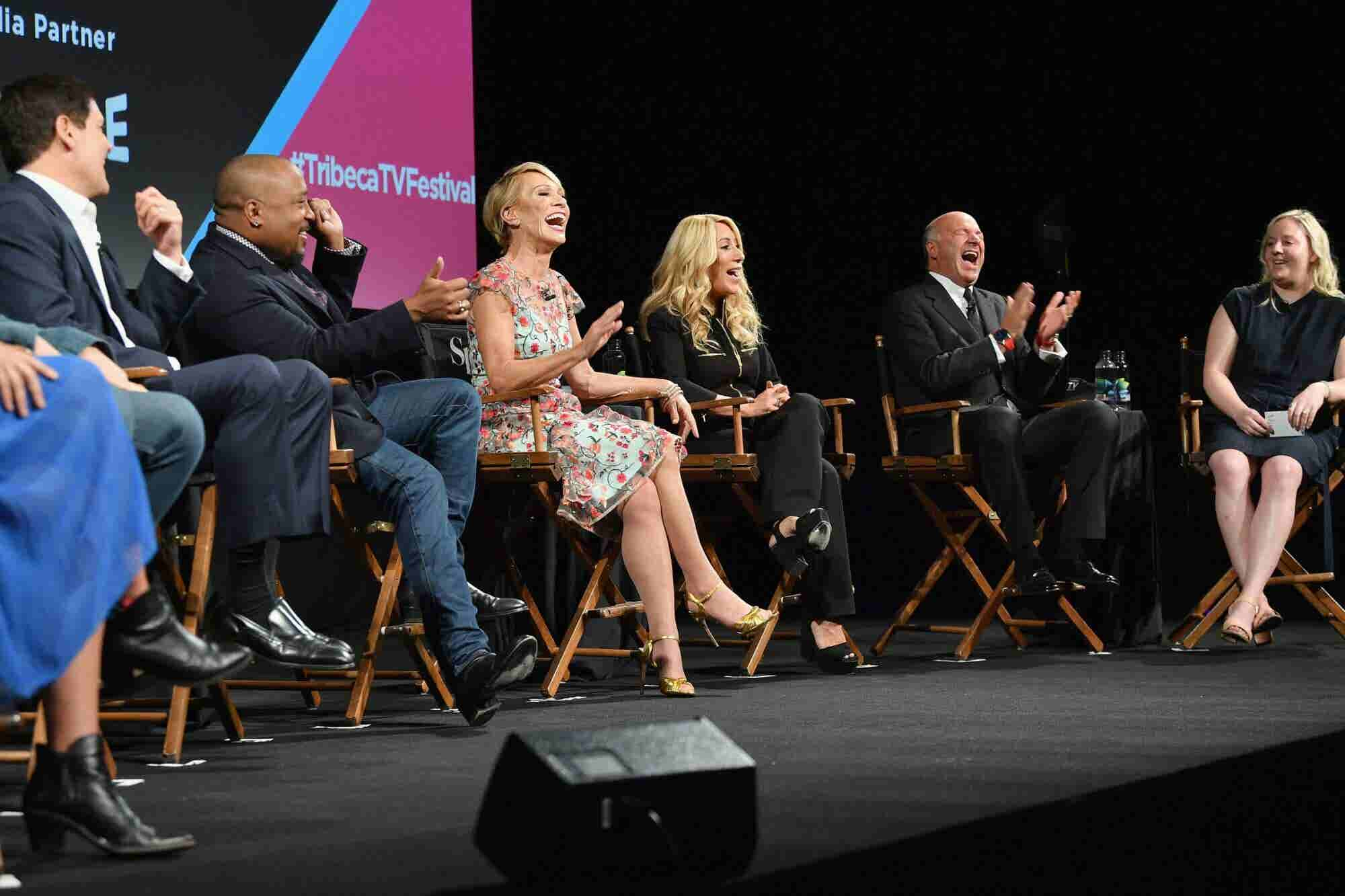'Shark Tank' Stars Dissect Their Show's Popularity on the Eve of Its 1...