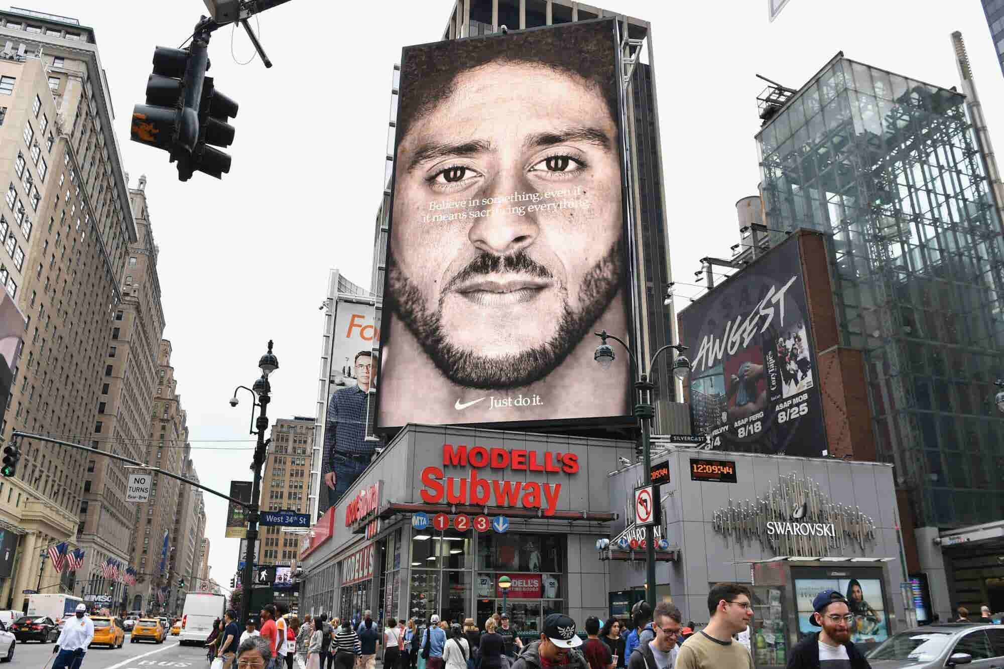 Social Media Analysis Shows Nike Scored a Major Win With Kaepernick Ad