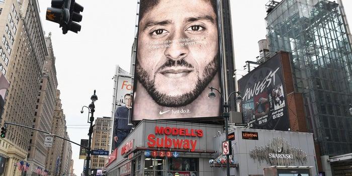 Social Media Analysis Shows Nike Scored A Major Win With Kaepernick Ad