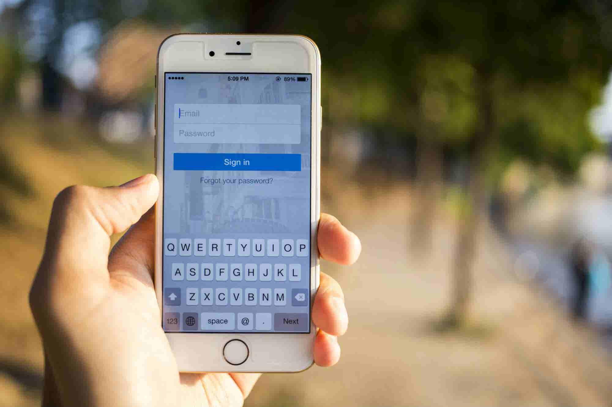 Los smartphones como herramienta laboral
