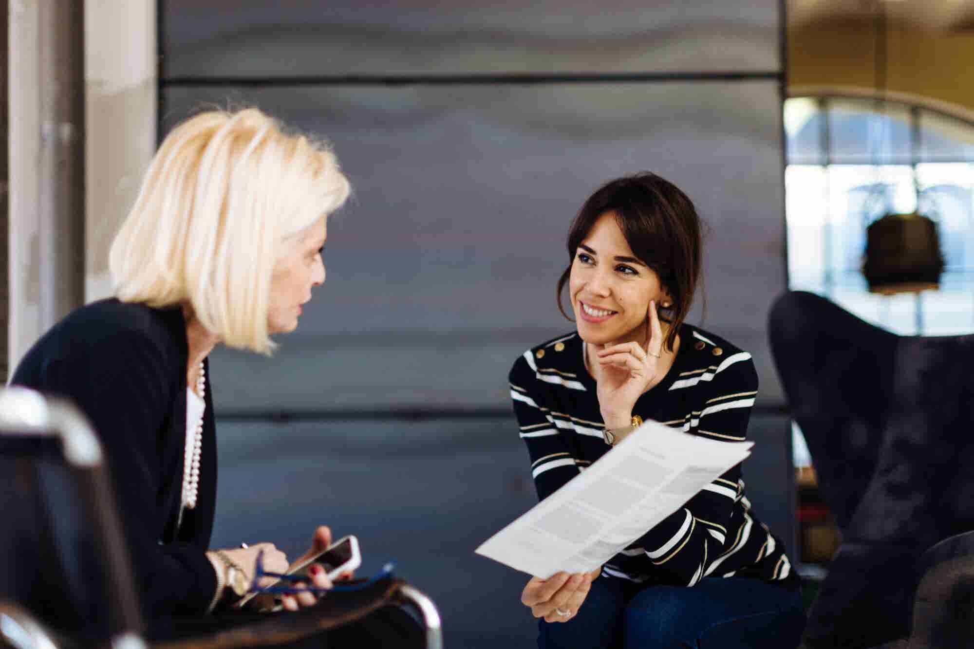 Here's How to Spotlight Skills Over Schooling in Your Next Job Interview