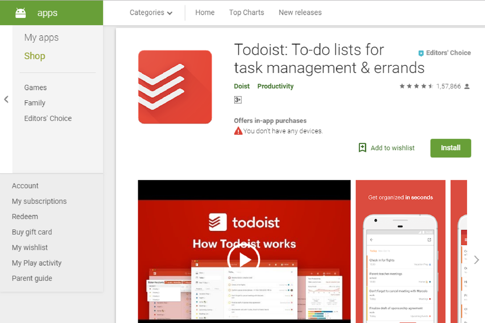 The Three Apps that will Help You Excel At Productivity