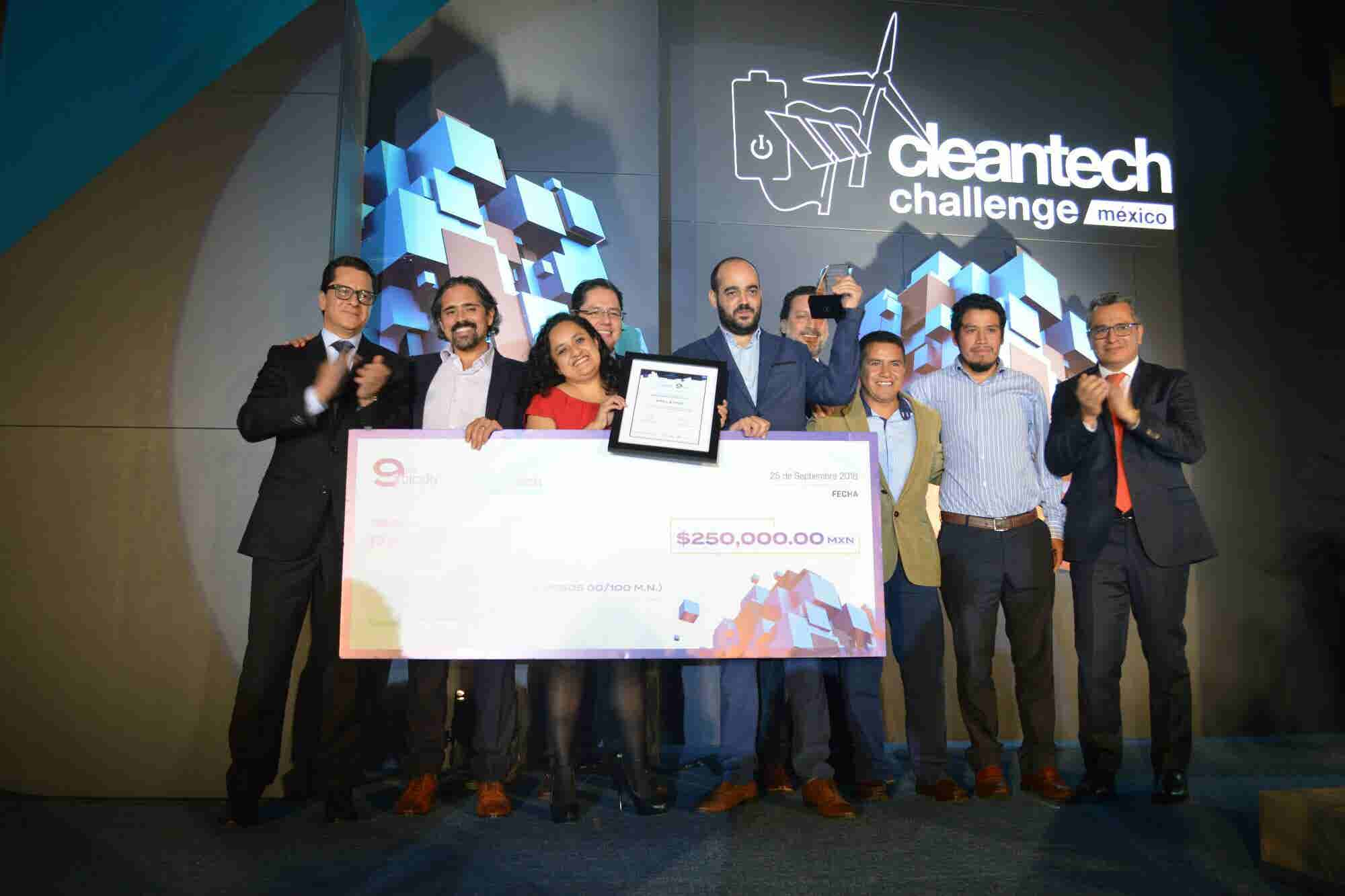 Las mejores empresas de innovación sustentable, según Cleantech Challenge México