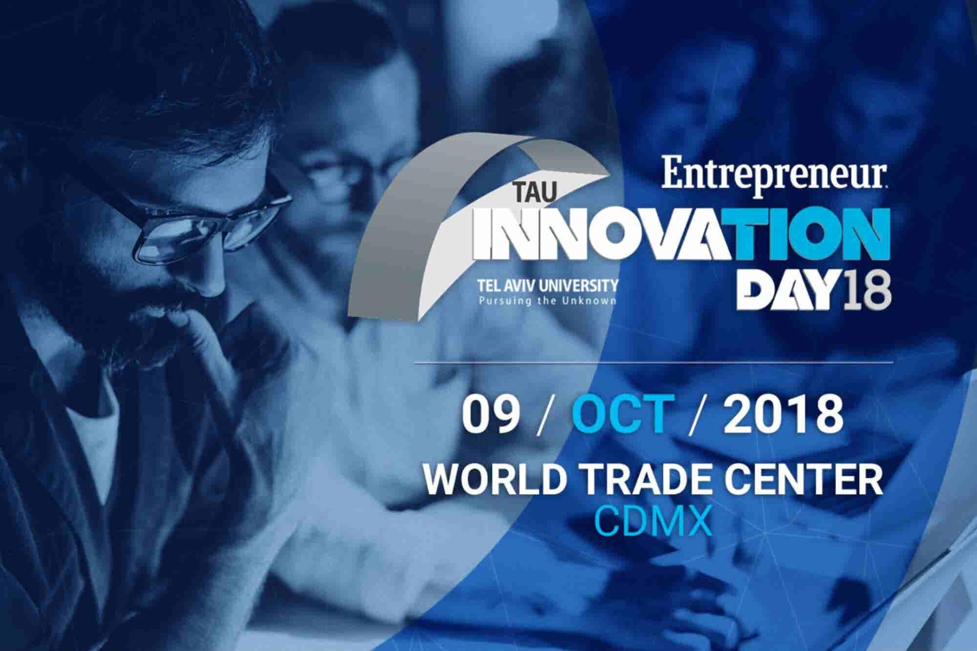 ¿Quieres tener un negocio innovador? Innovation Day 18 es el evento al que tienes que asistir