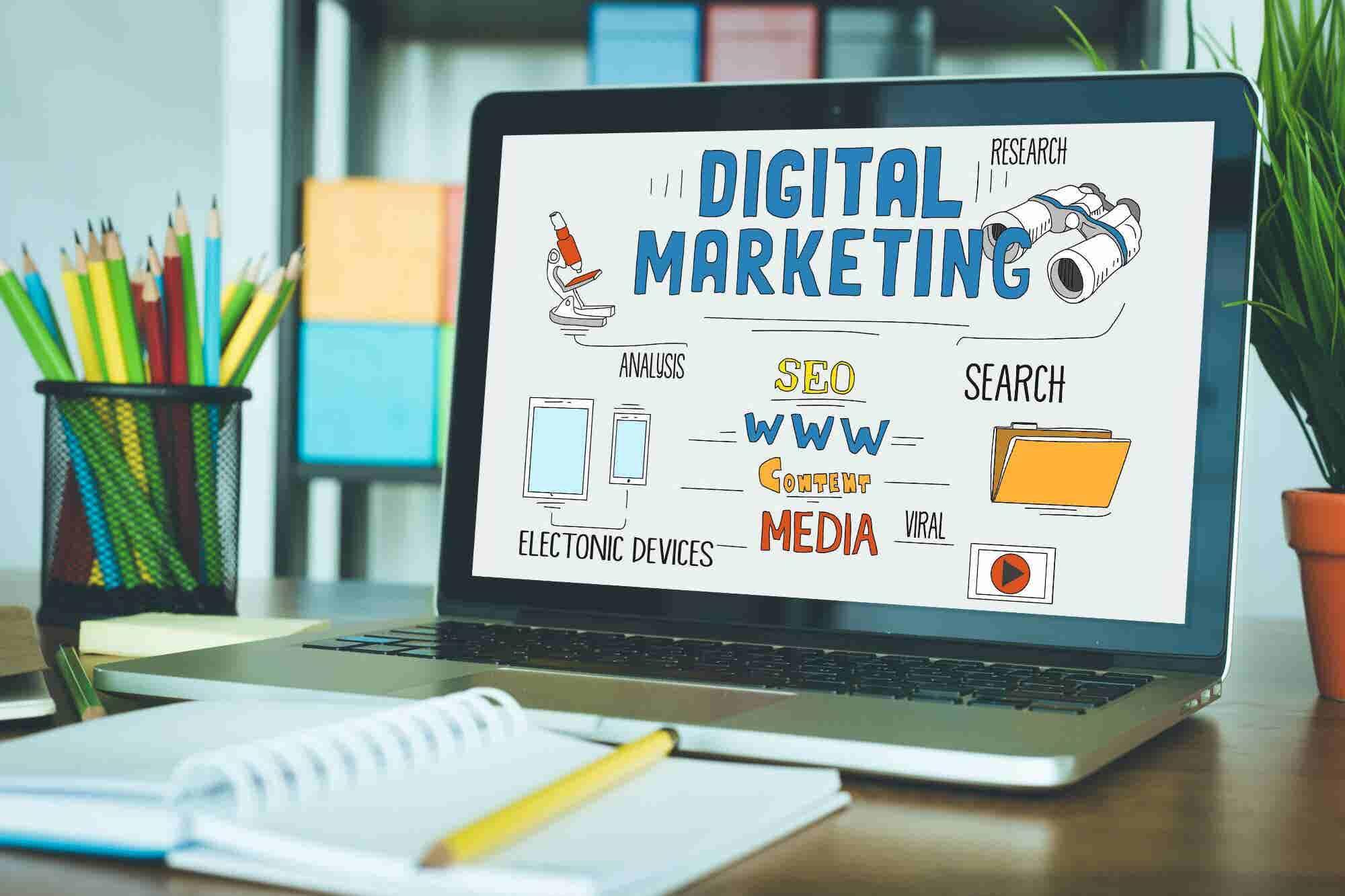 ¿Por qué invertir en estrategias digitales de largo plazo?