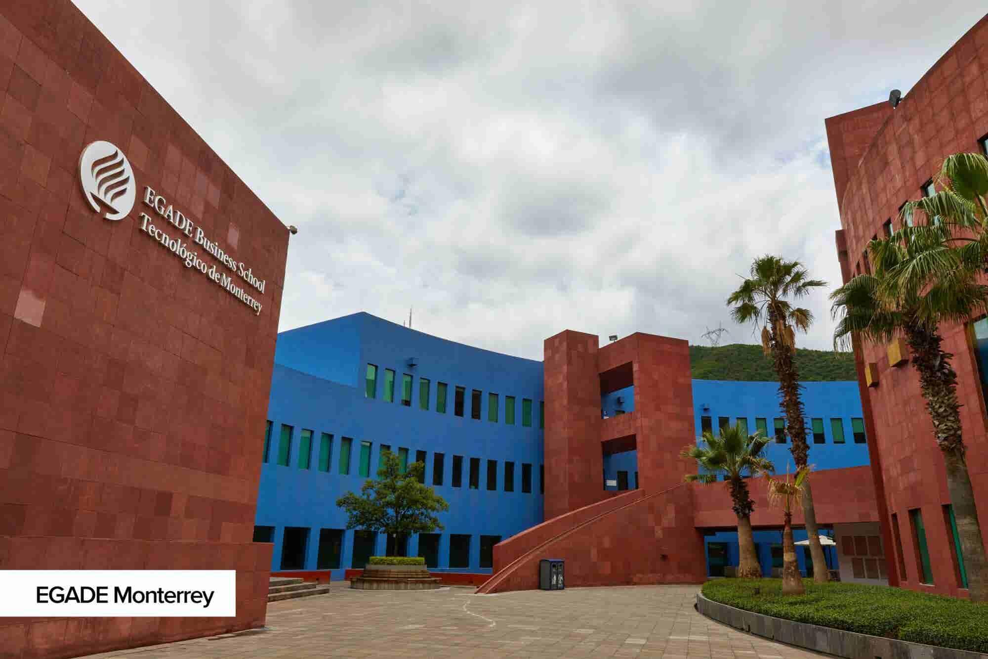 EGADE Business School es líder en MBA en América Latina, según ranking global