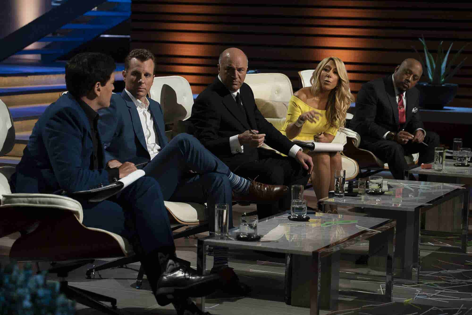Those Deals You See Entrepreneurs Celebrating on 'Shark Tank' Don't Al...