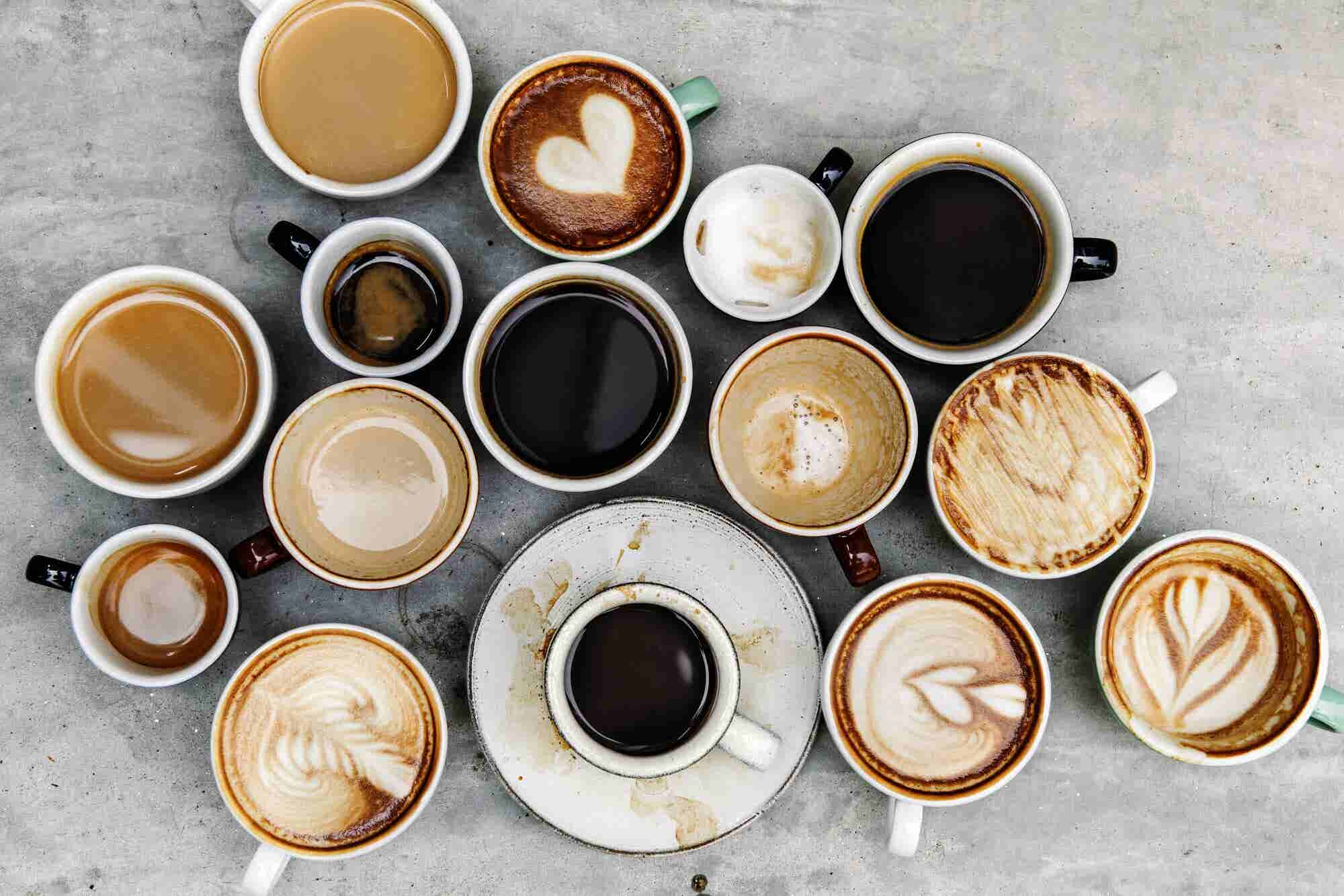 U.S. Coffee Consumption by the Numbers (Infographic)