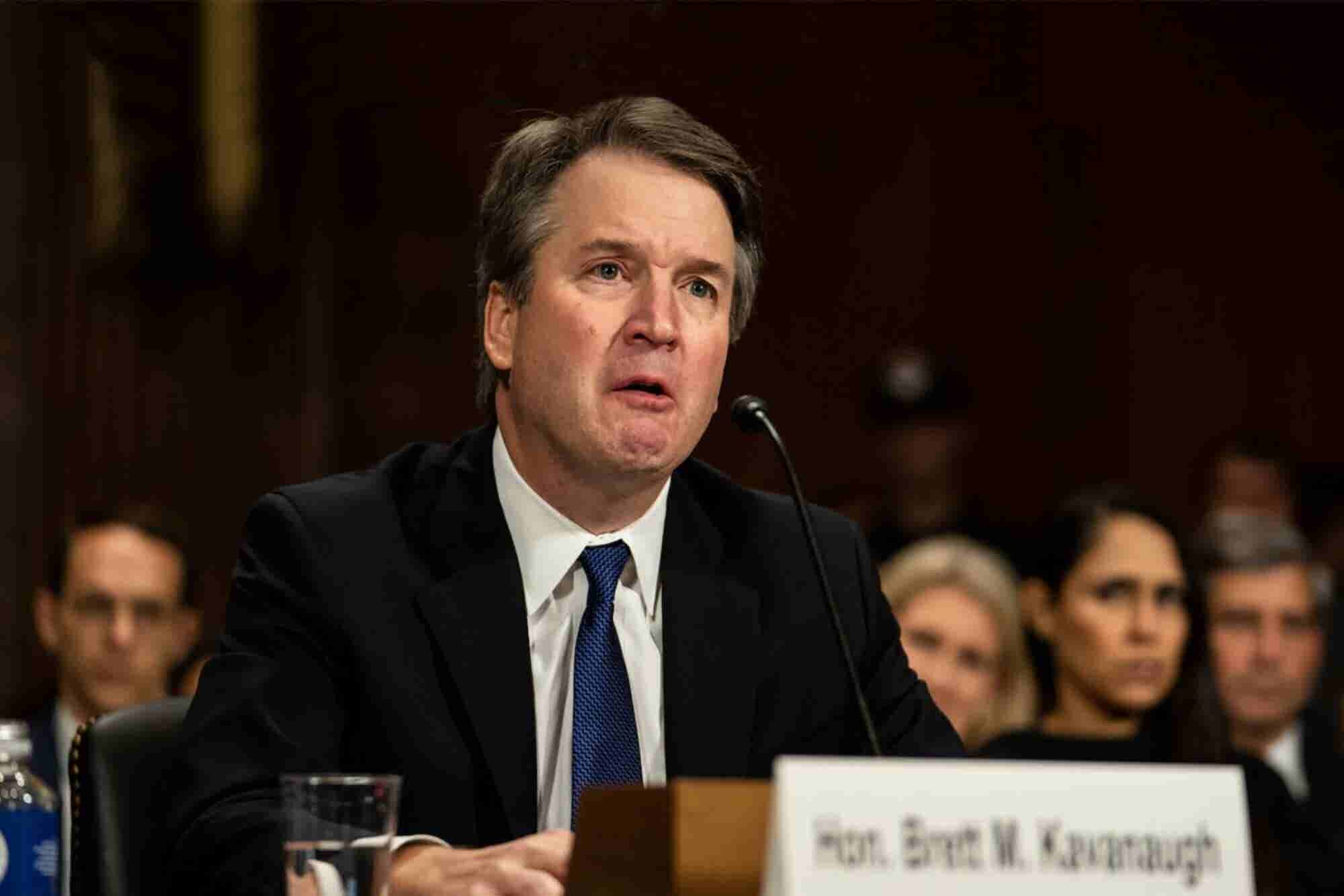Senate Committee Sets High-Stakes Vote to Advance Kavanaugh After Day...