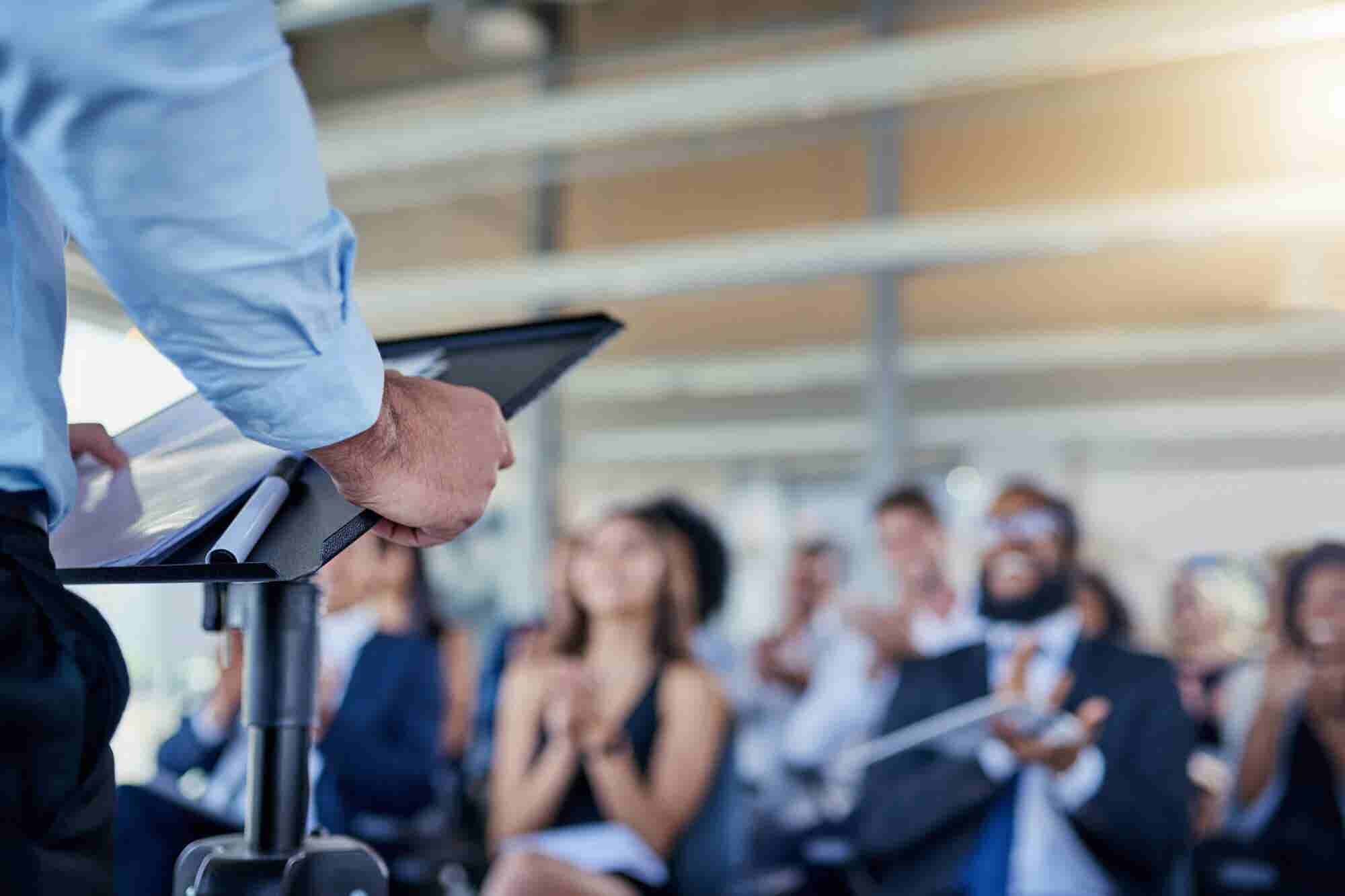 3 Steps to Book Your First Paid Speaking Gig