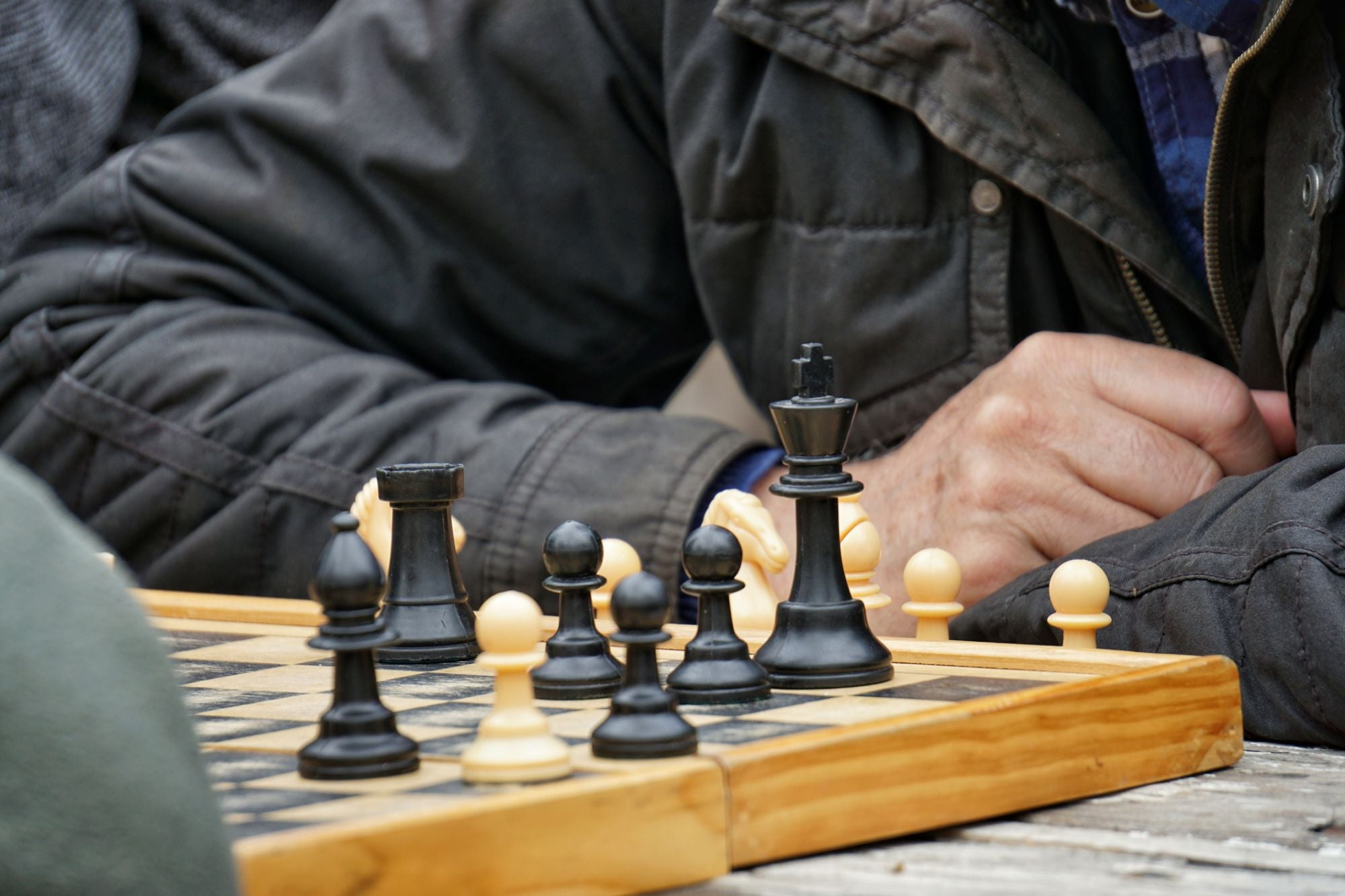 5 Chess Principles that apply to Business