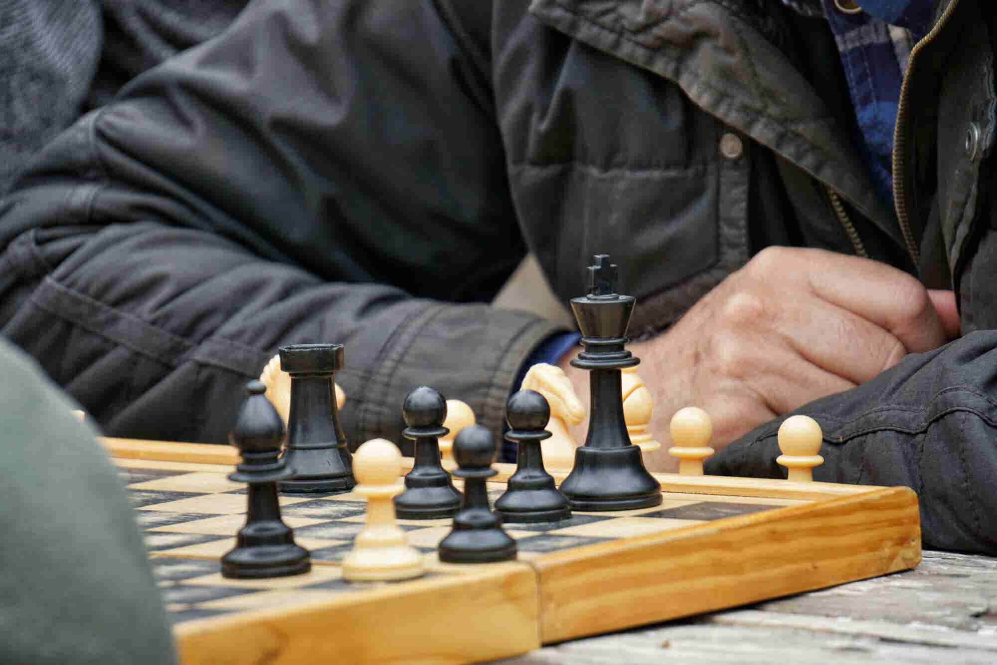 How Chess Prepared Me to Be a CEO