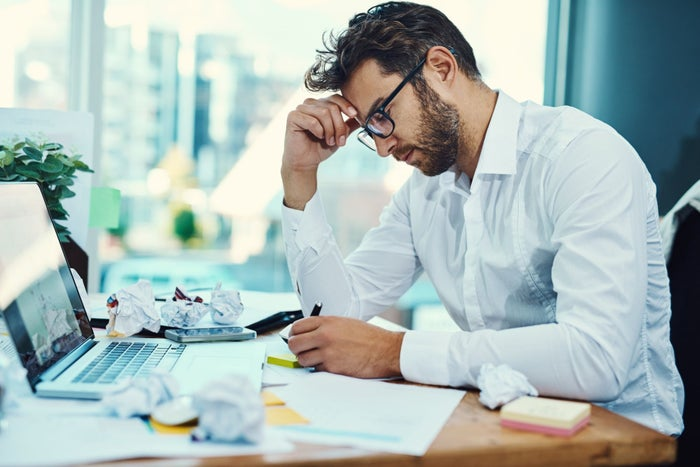 How to Recover From Your First Failed Business