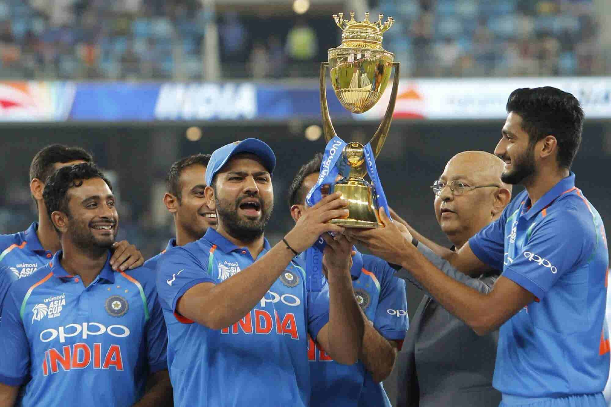 In an Exhilarating Last-over Finish, Team India Clinches Asia Cup 2018