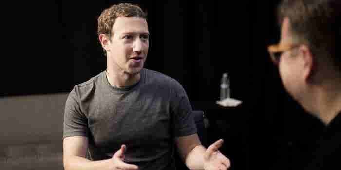 Siempre no: el hacker que prometió borrar la cuenta de Facebook de Zuckerberg se arrepiente