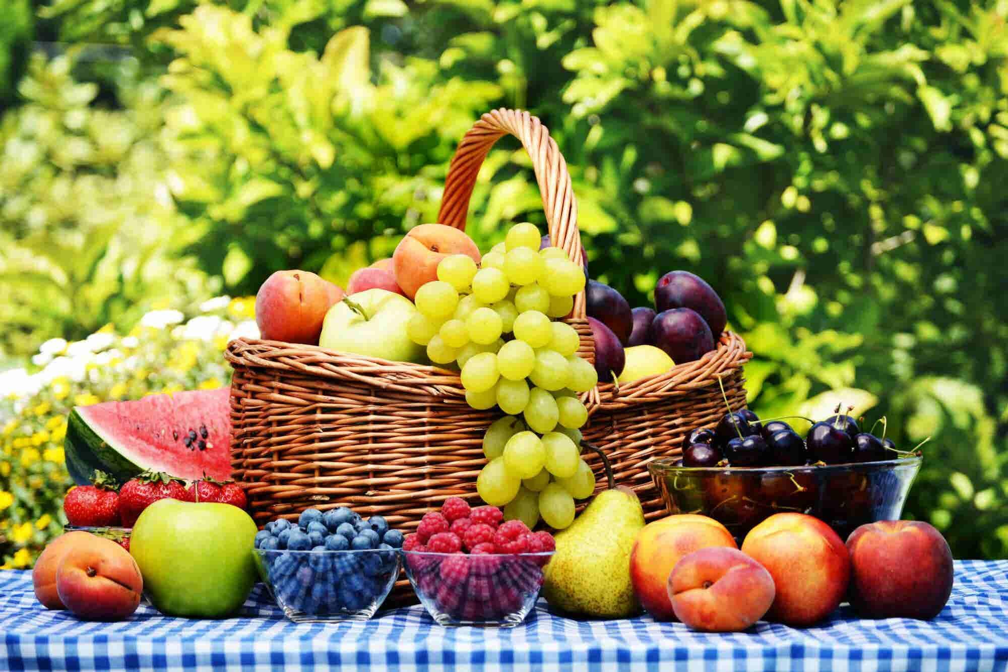 隆Idea de negocio! Vende frutas y verduras org谩nicas a domicilio