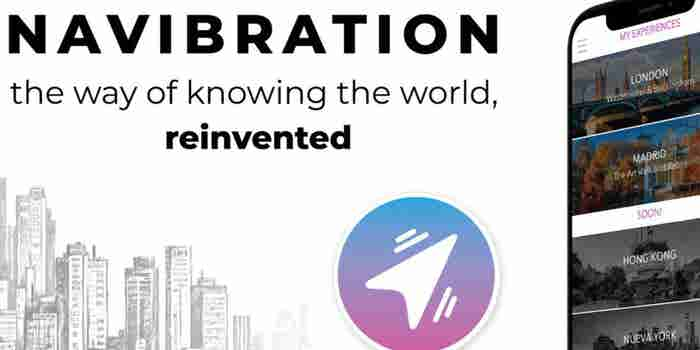 Navibration: Explore the World With the First Decentralized Social Network for Audio-Guided Tours
