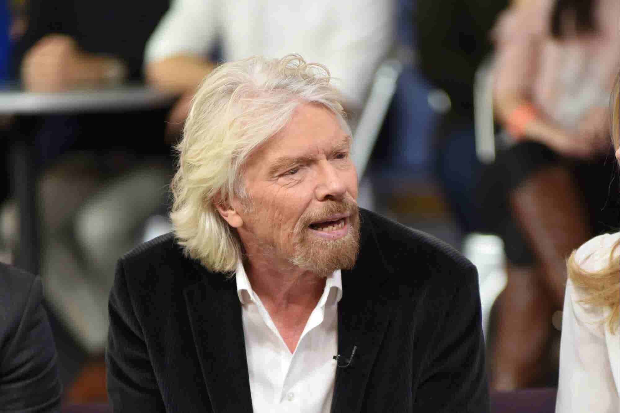 ¿La semana laboral de 3 días de Richard Branson realmente funciona?