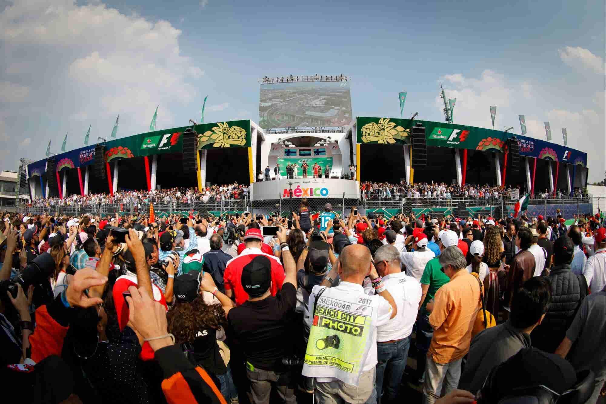 Formula 1: la mejor F1ESTA de México