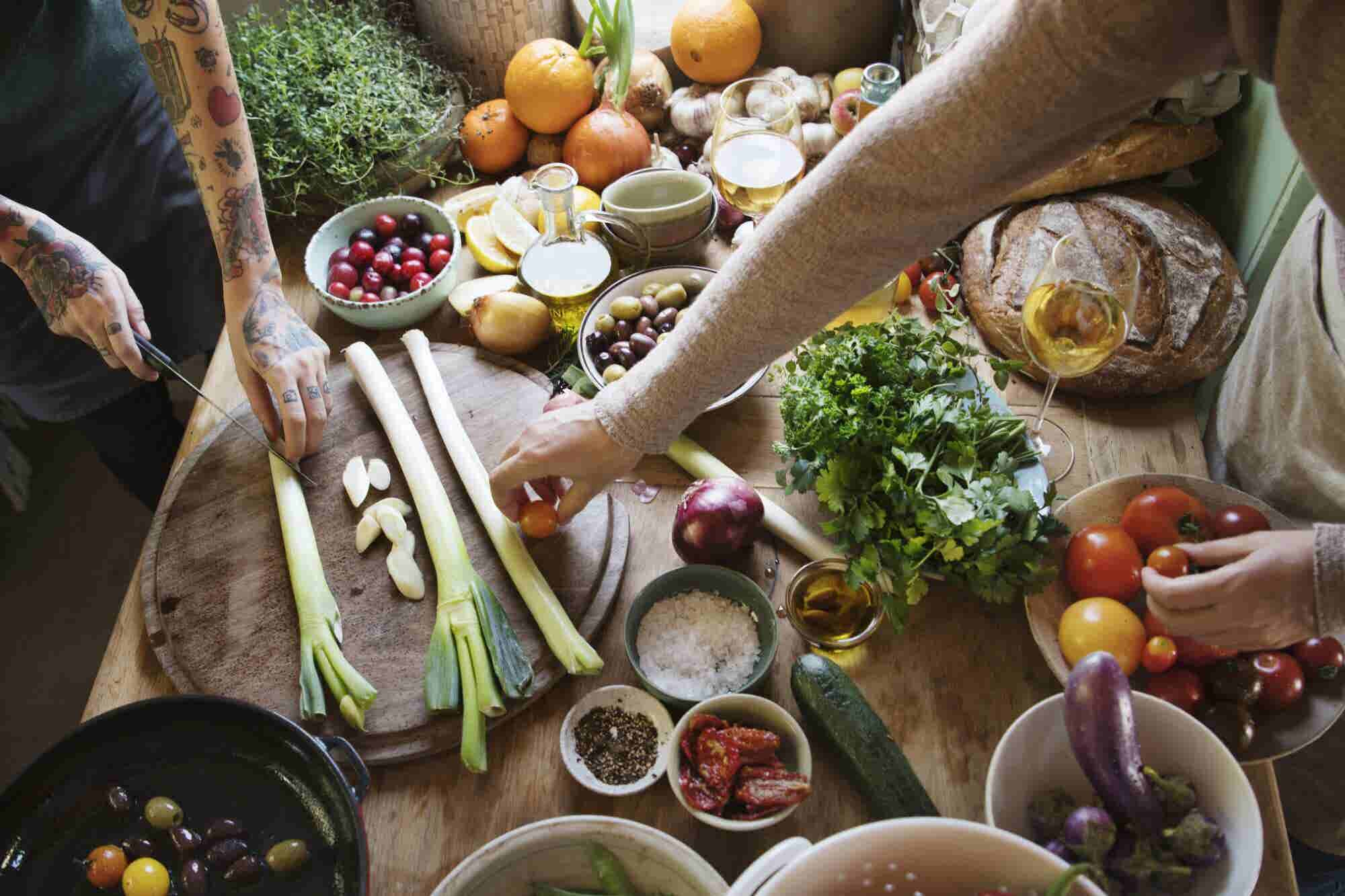 The Entrepreneurial Diet for Business Success
