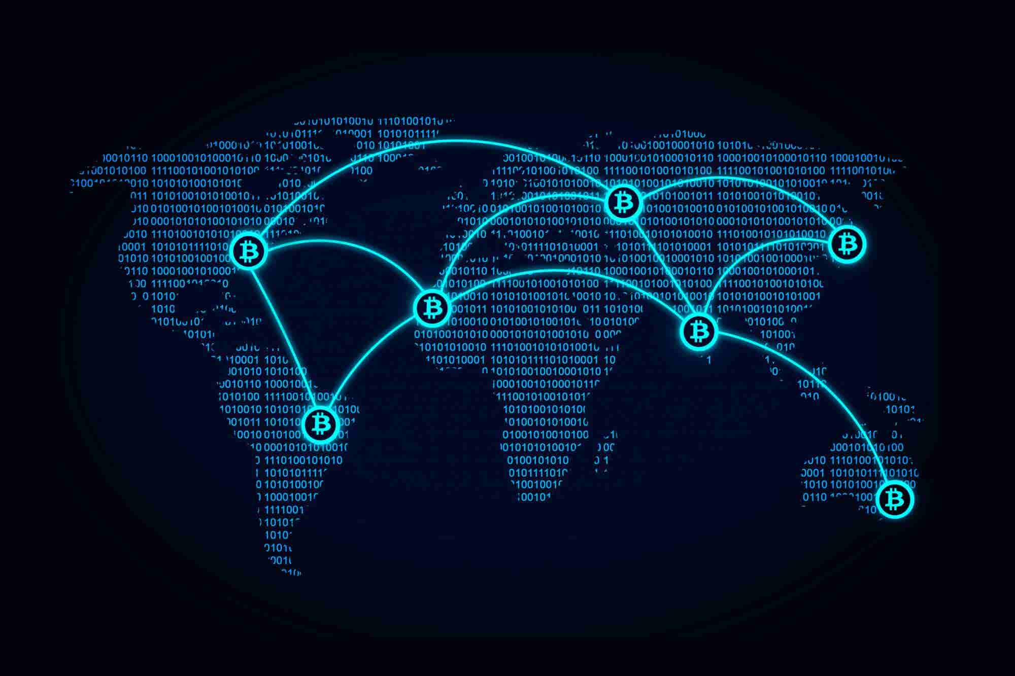 Blockchain Geopolitics: Is It East vs. West or Is It Large Countries vs. Small?