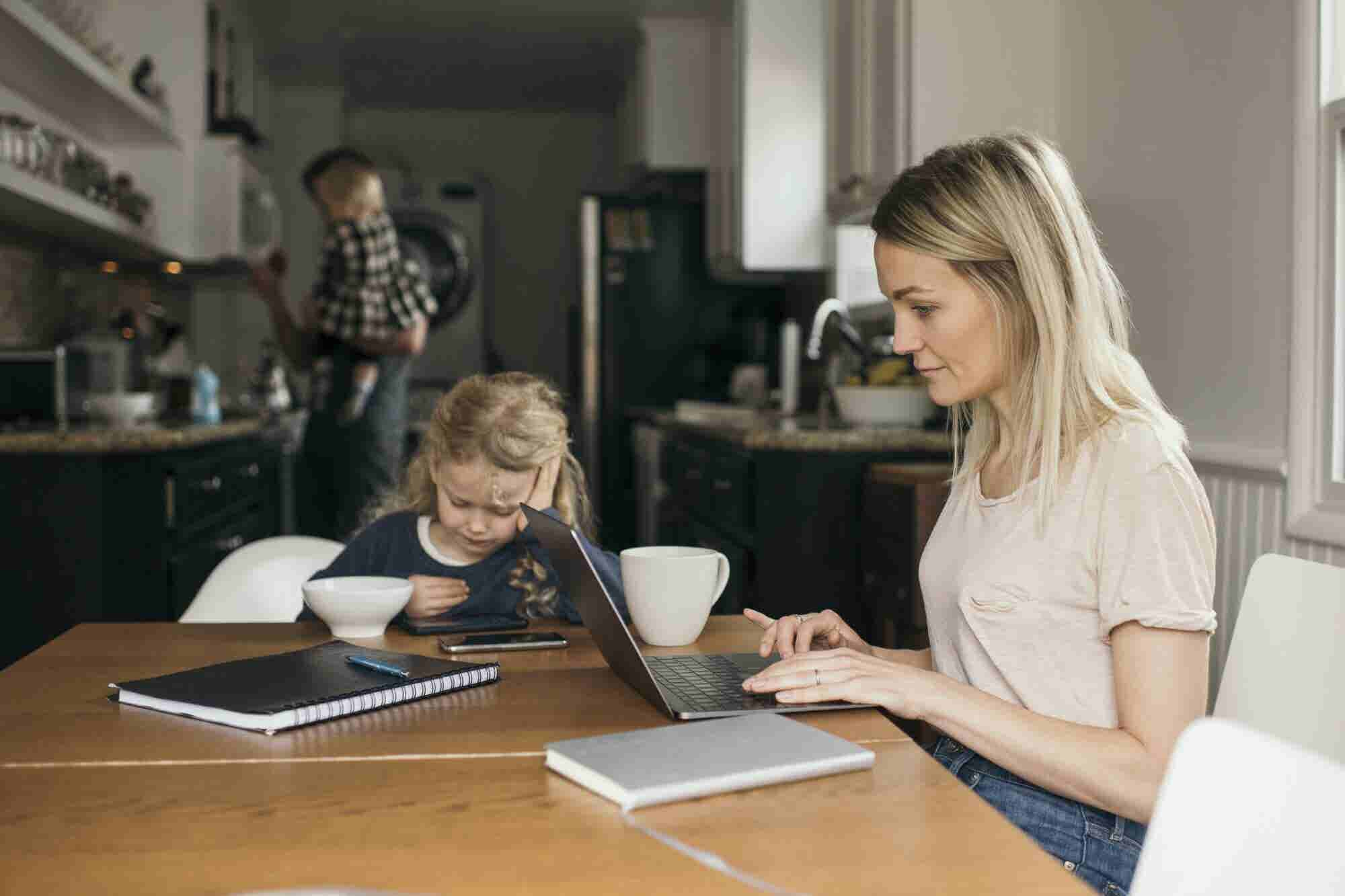 Your Company (Not to Mention Your Family) Needs You to Stop Taking Work Home