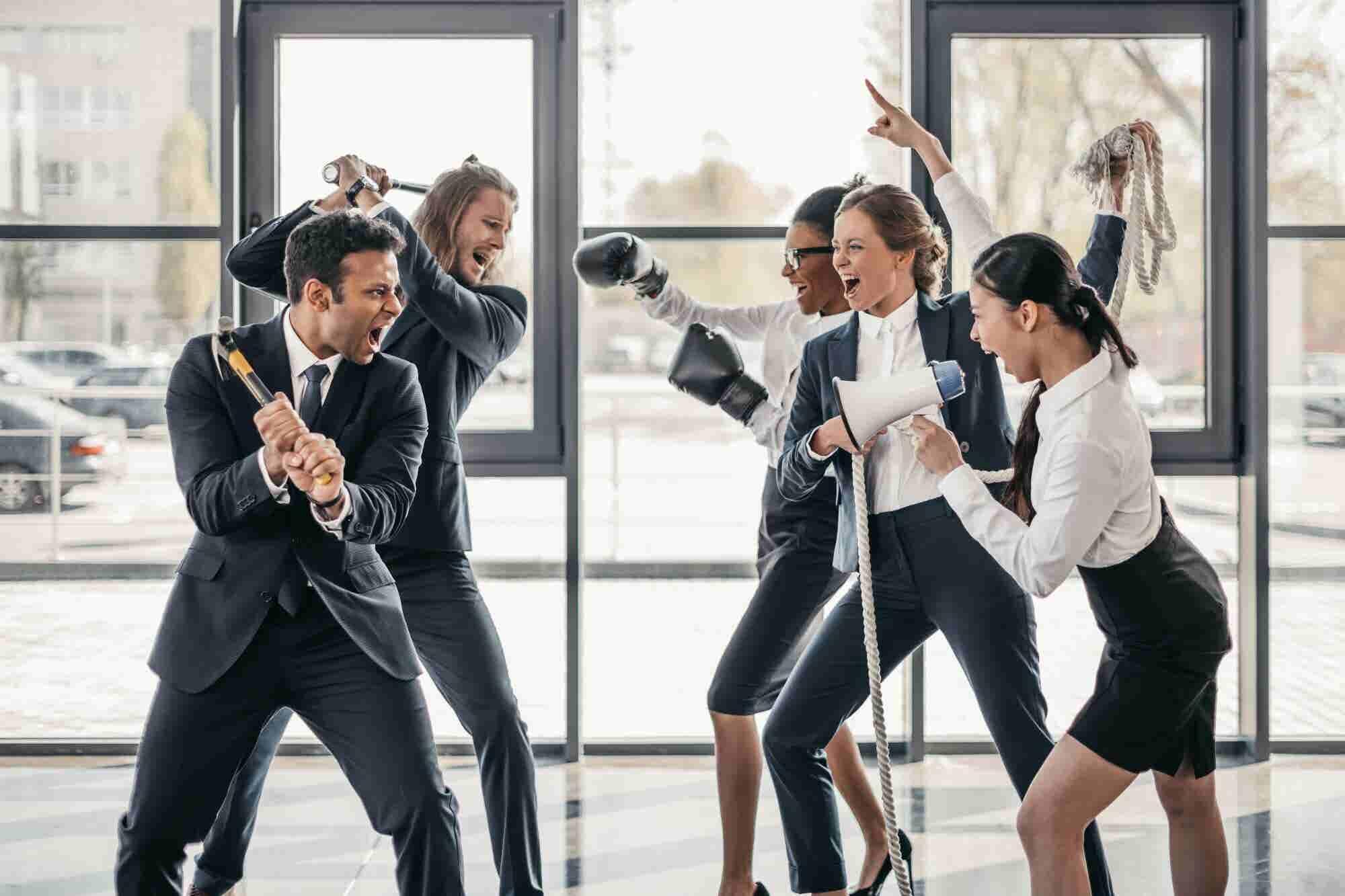 ¿Tu equipo de tecnología y el de ventas se pelean? 4 tips para evitar...