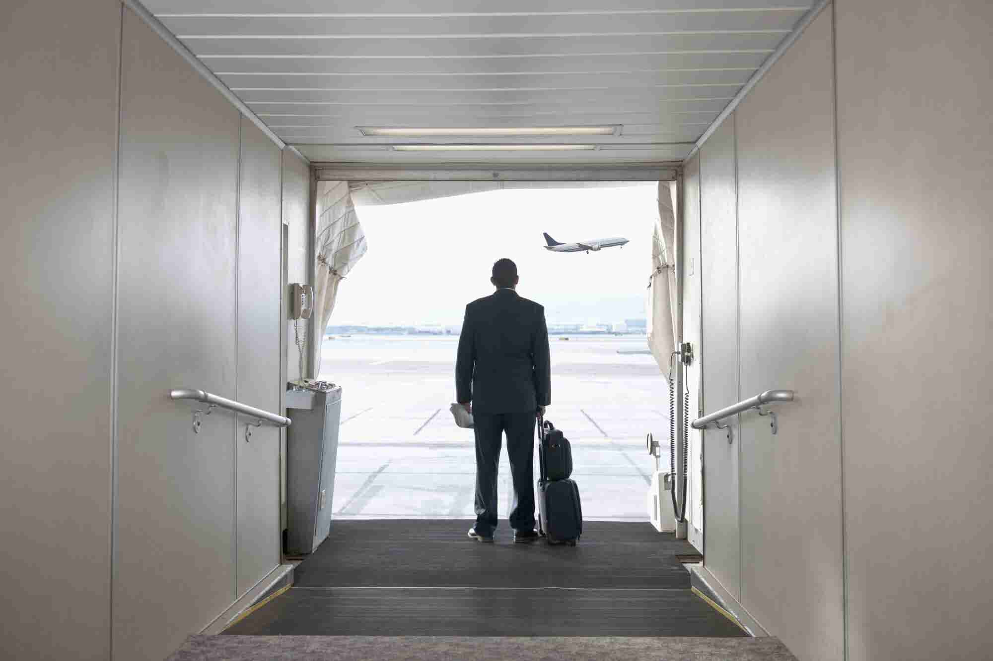 Crushing It? More Like Crushing Me. How One Missed Flight Stopped Me F...