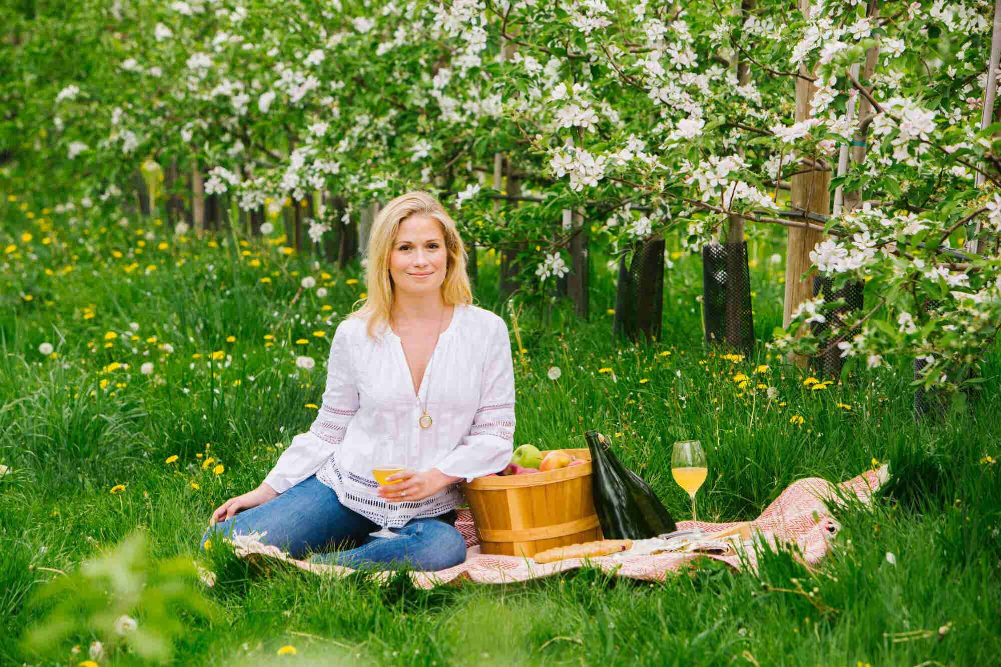 From Beauty Exec to Founder of Hard-Cider Marketplace, This Entreprene...