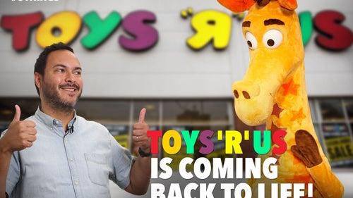 Toys R Us News Topics Green Entrepreneur