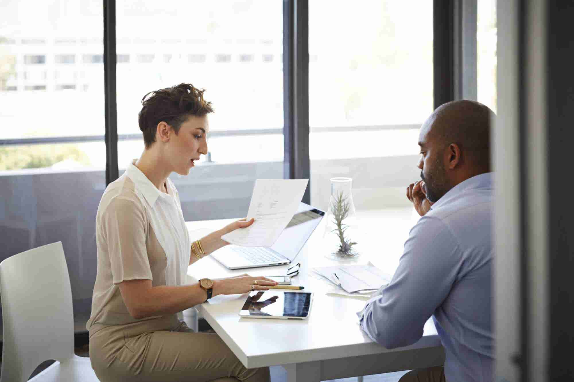 5 Things to Do When an Employee's Performance Deteriorates