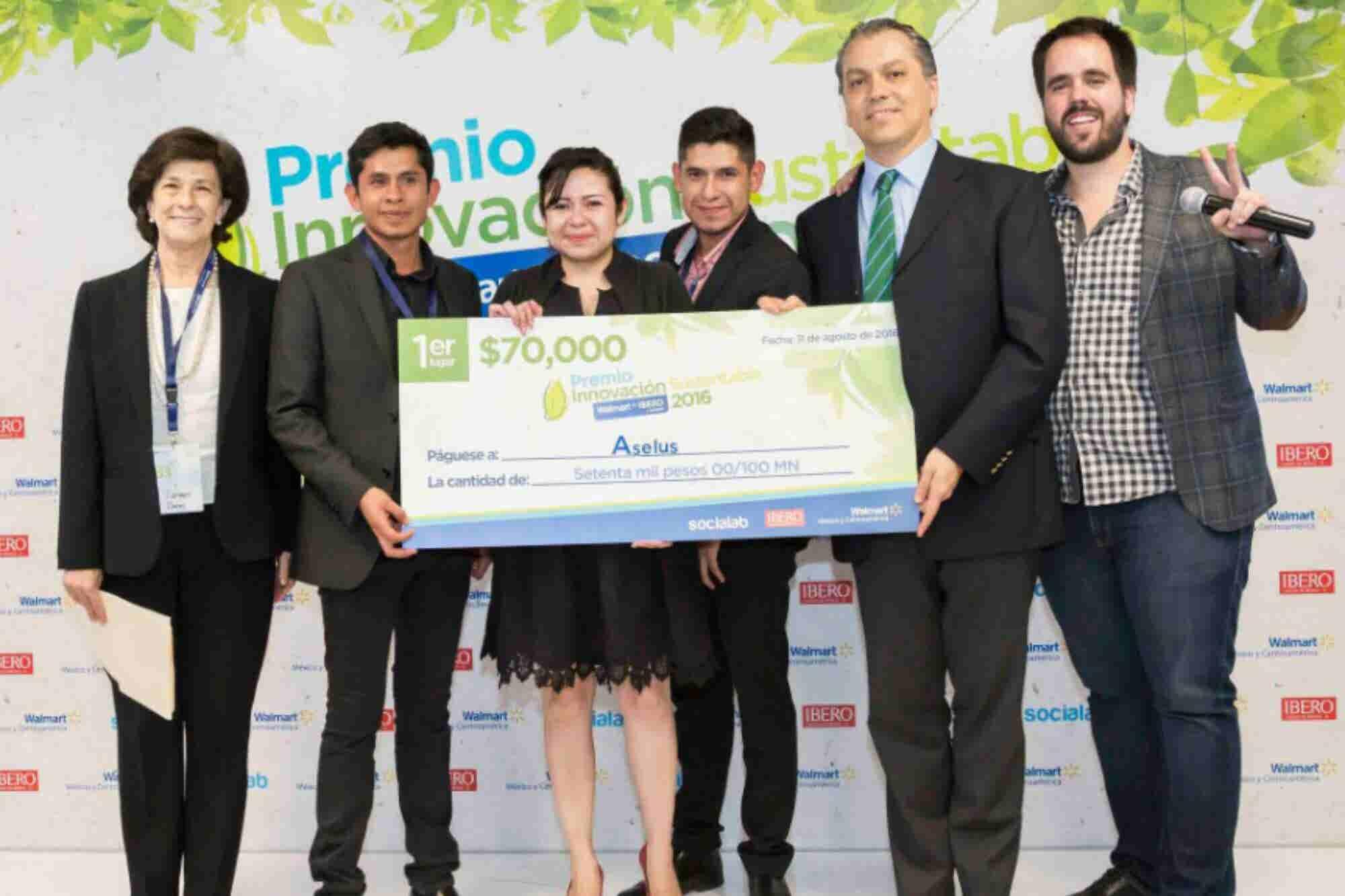 ¿Tienes una idea para ayudar al mundo? Walmart y Socialab buscan apoyar proyectos sustentables