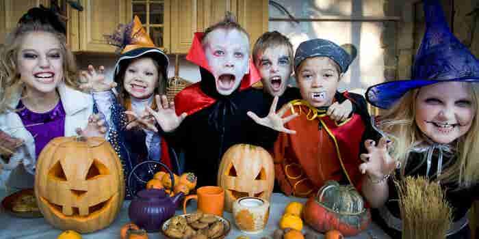 ¡Idea de negocio para Día de Muertos y Halloween! Pon un servicio de disfraces infantiles