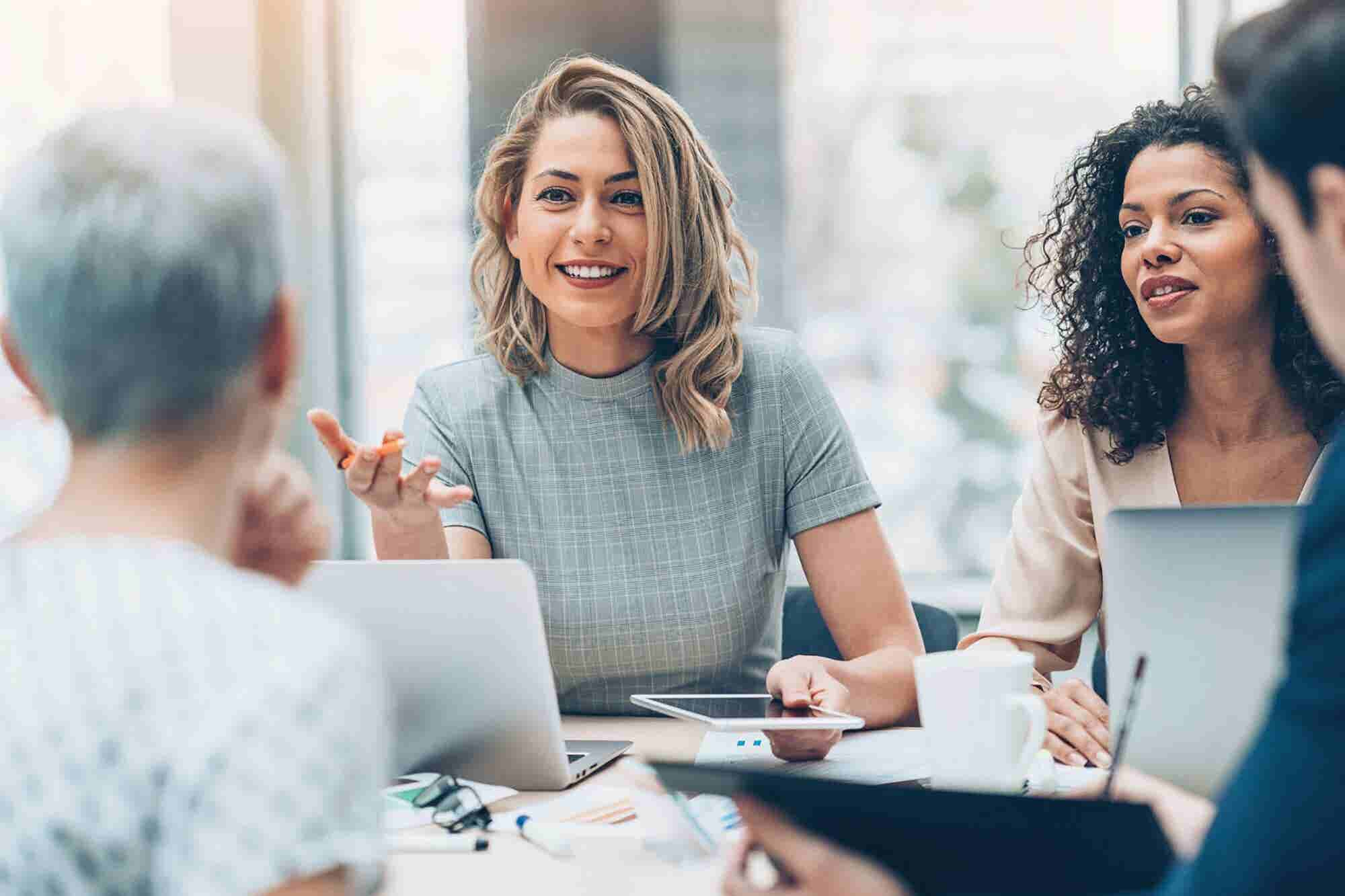 Why Leadership Is at the Crux of Closing the Gender Pay Gap