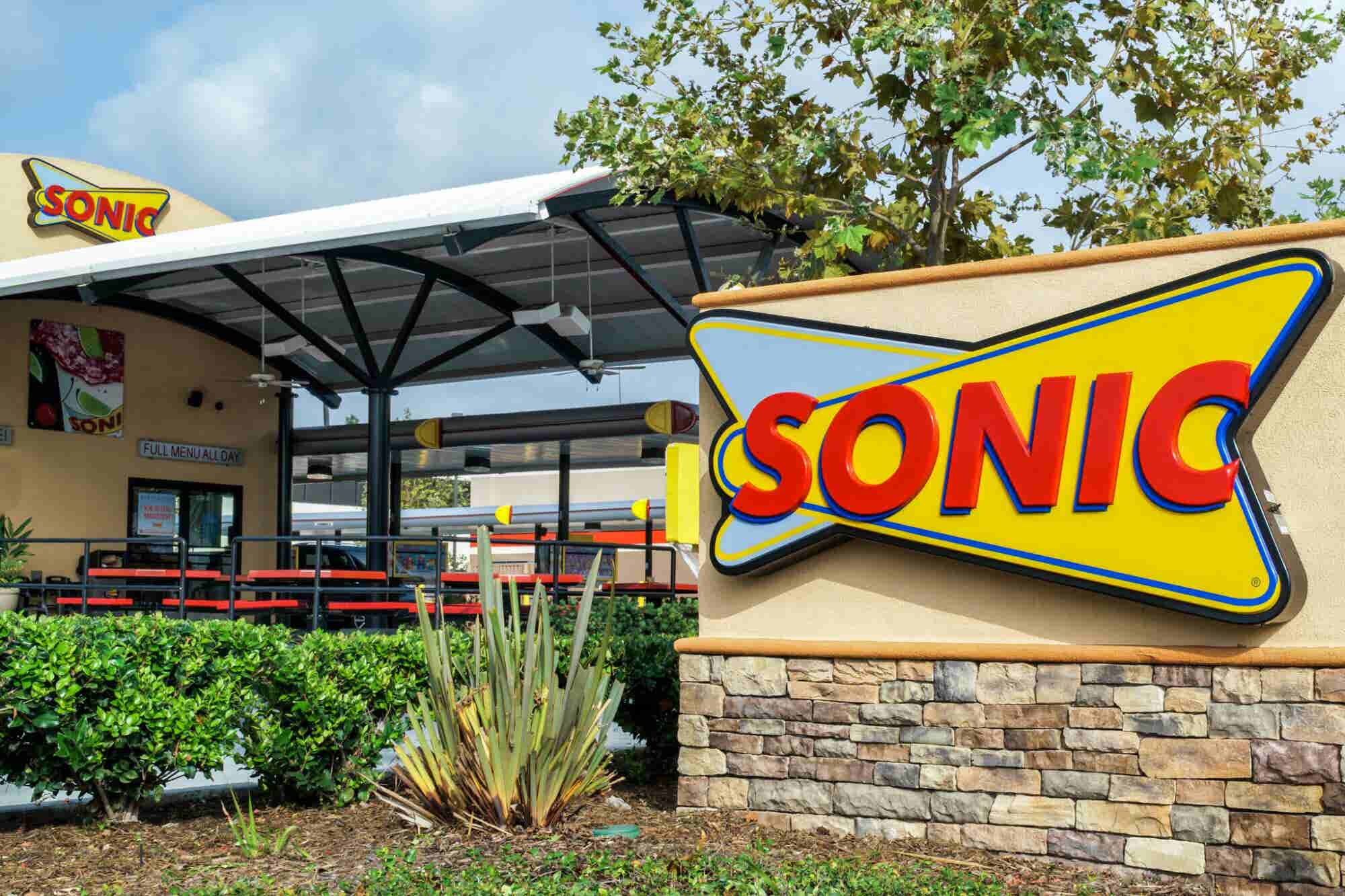 Sonic Sold to Arby's and Buffalo Wild Wings for $2.3 Billion