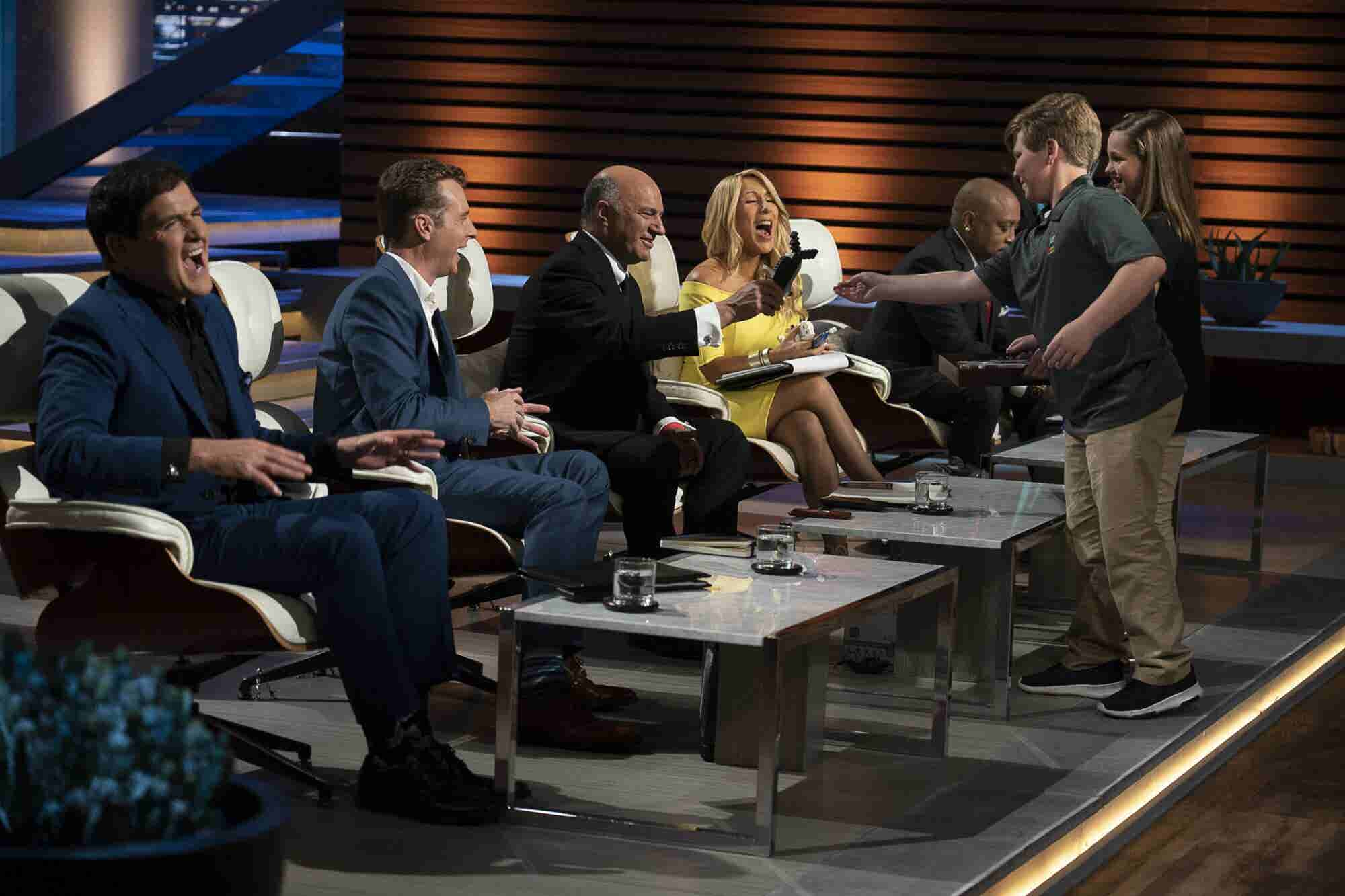 From Entrepreneur to Shark: How 'Shark Tank' Helped Shape My American...