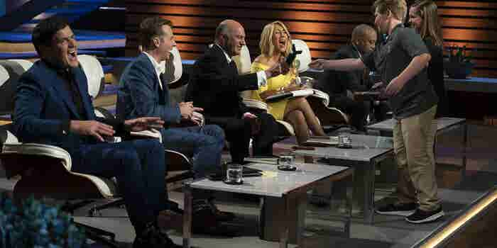 From Entrepreneur to Shark: How 'Shark Tank' Helped Shape My American Dream