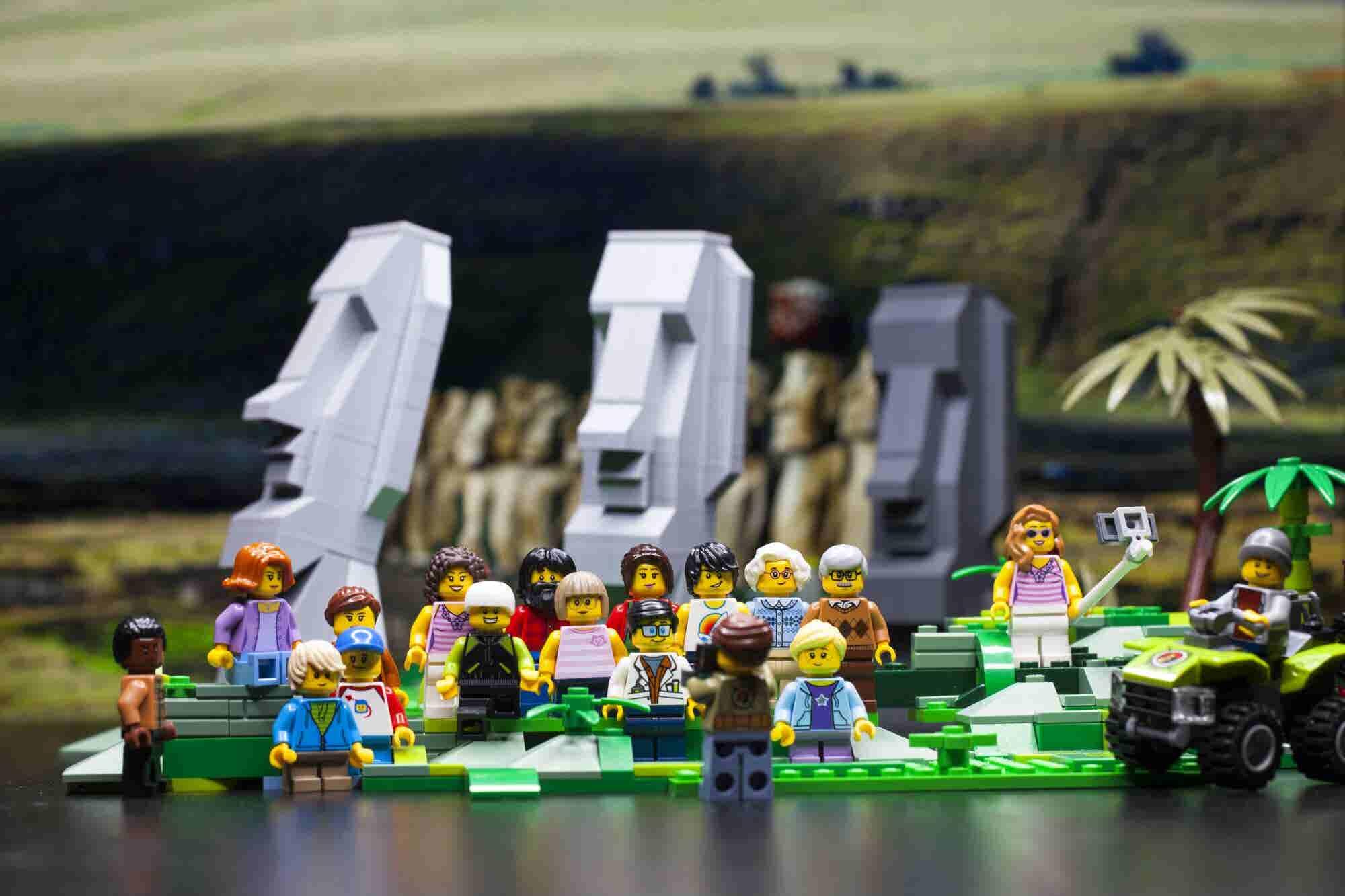 Lecciones de innovación de Lego que puedes aplicar en tu empresa