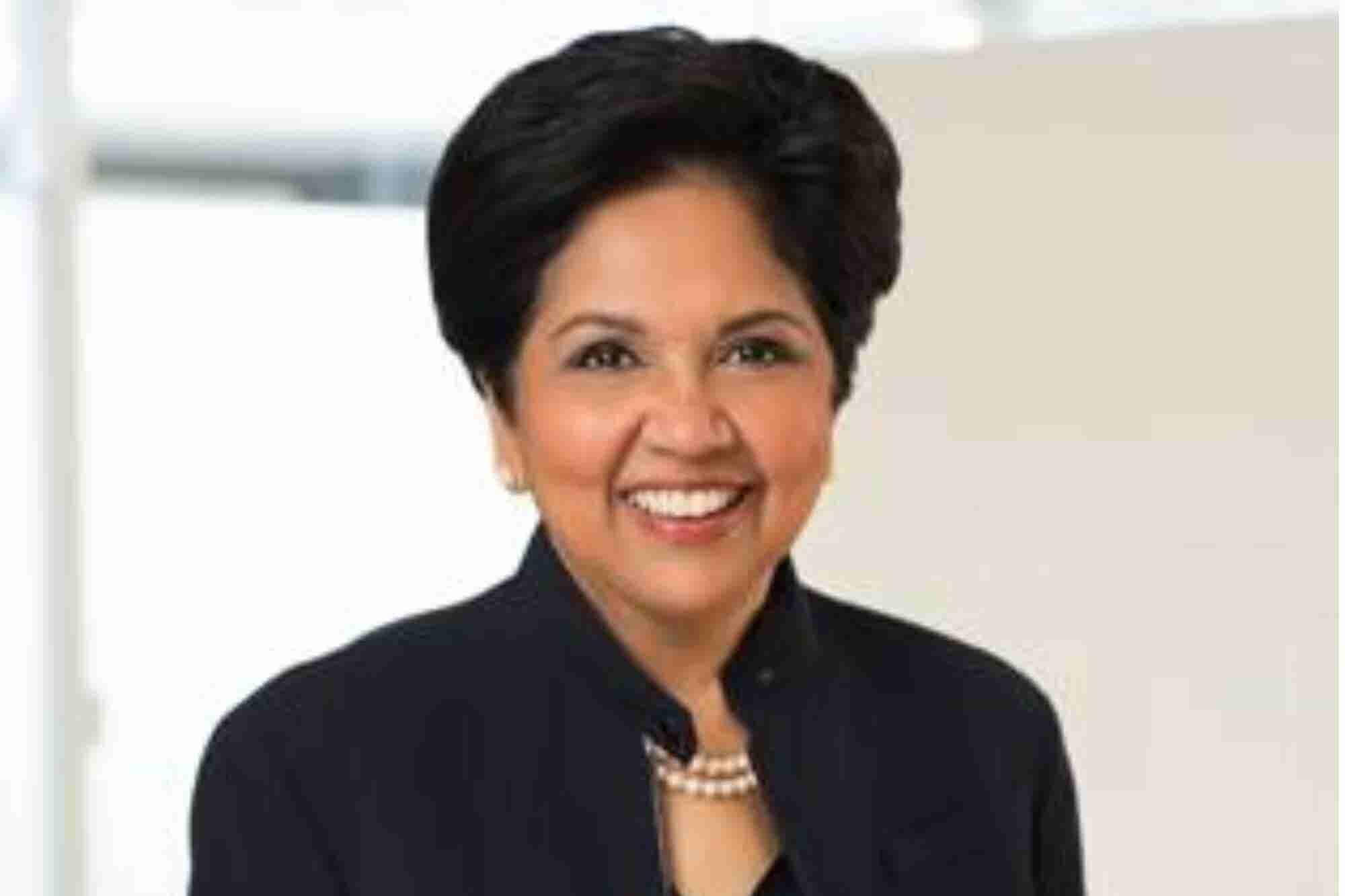 7 Take-Aways from Indra Nooyi's Parting Note