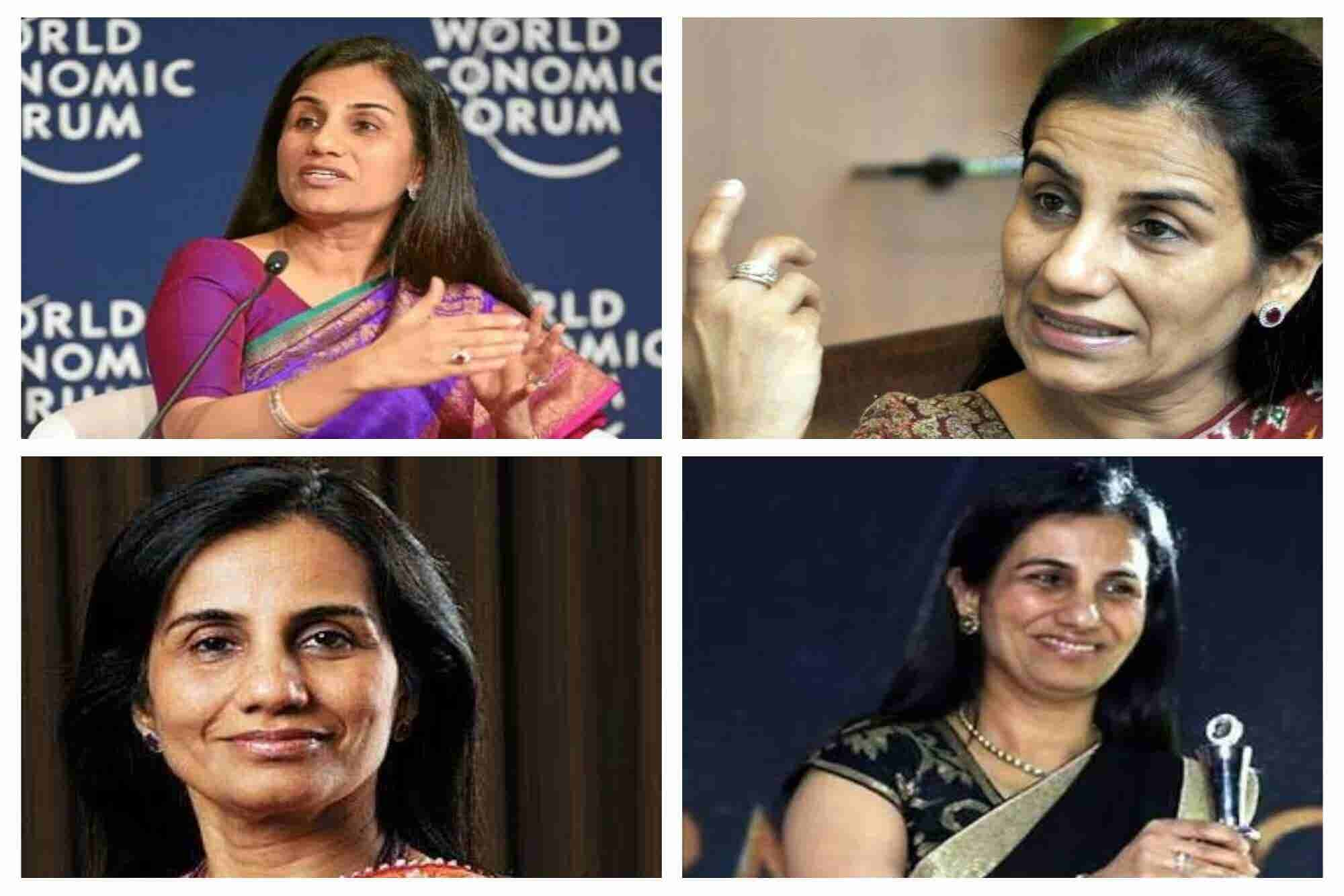 The Rise & Fall of India's Most Prolific Banker Chanda Kochhar