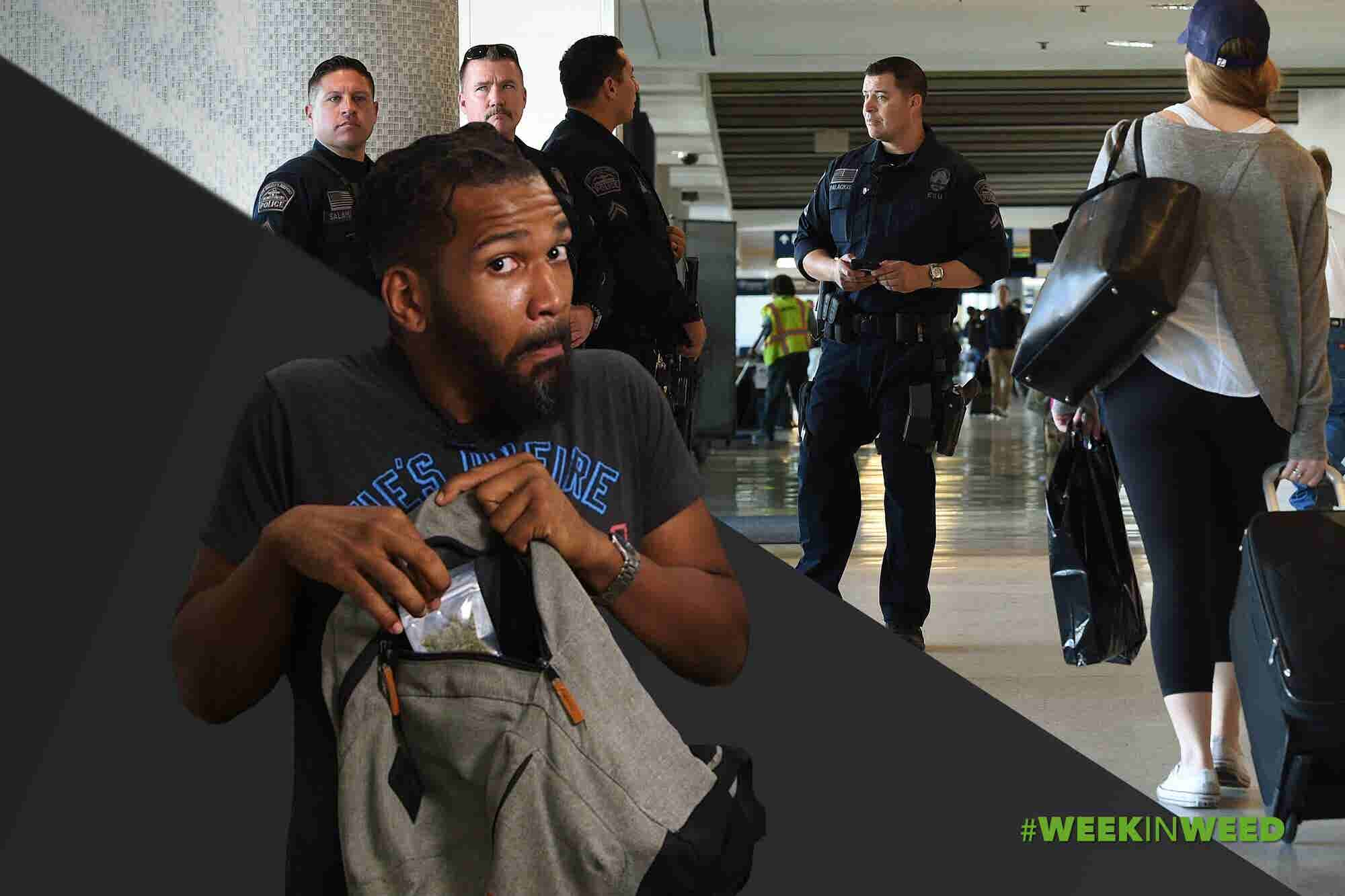 This Week in Weed: LAX Allowing Carry-On Cannabis :)
