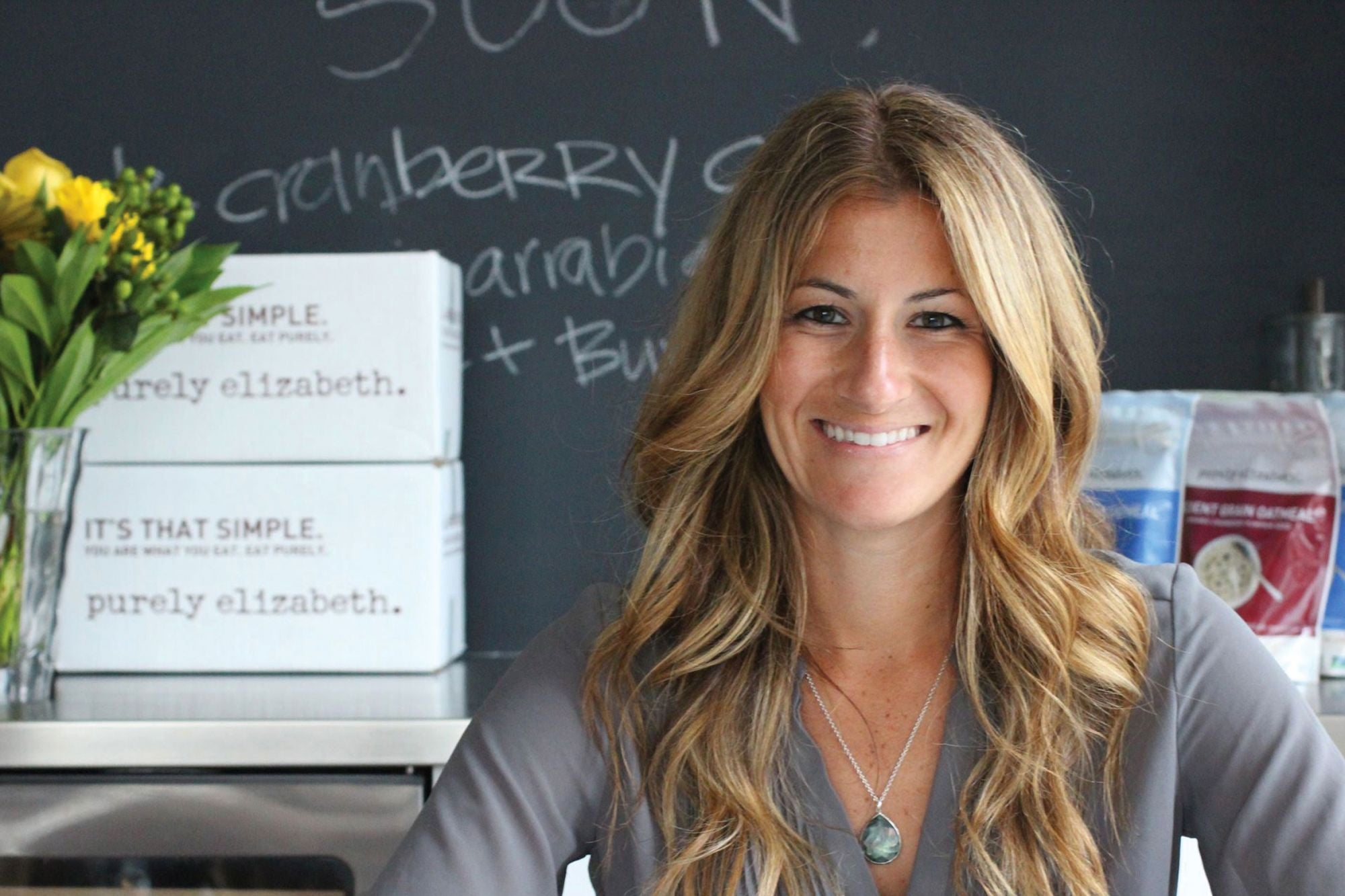 The Entrepreneur Behind Purely Elizabeth Pivoted Into Her Breakout Product