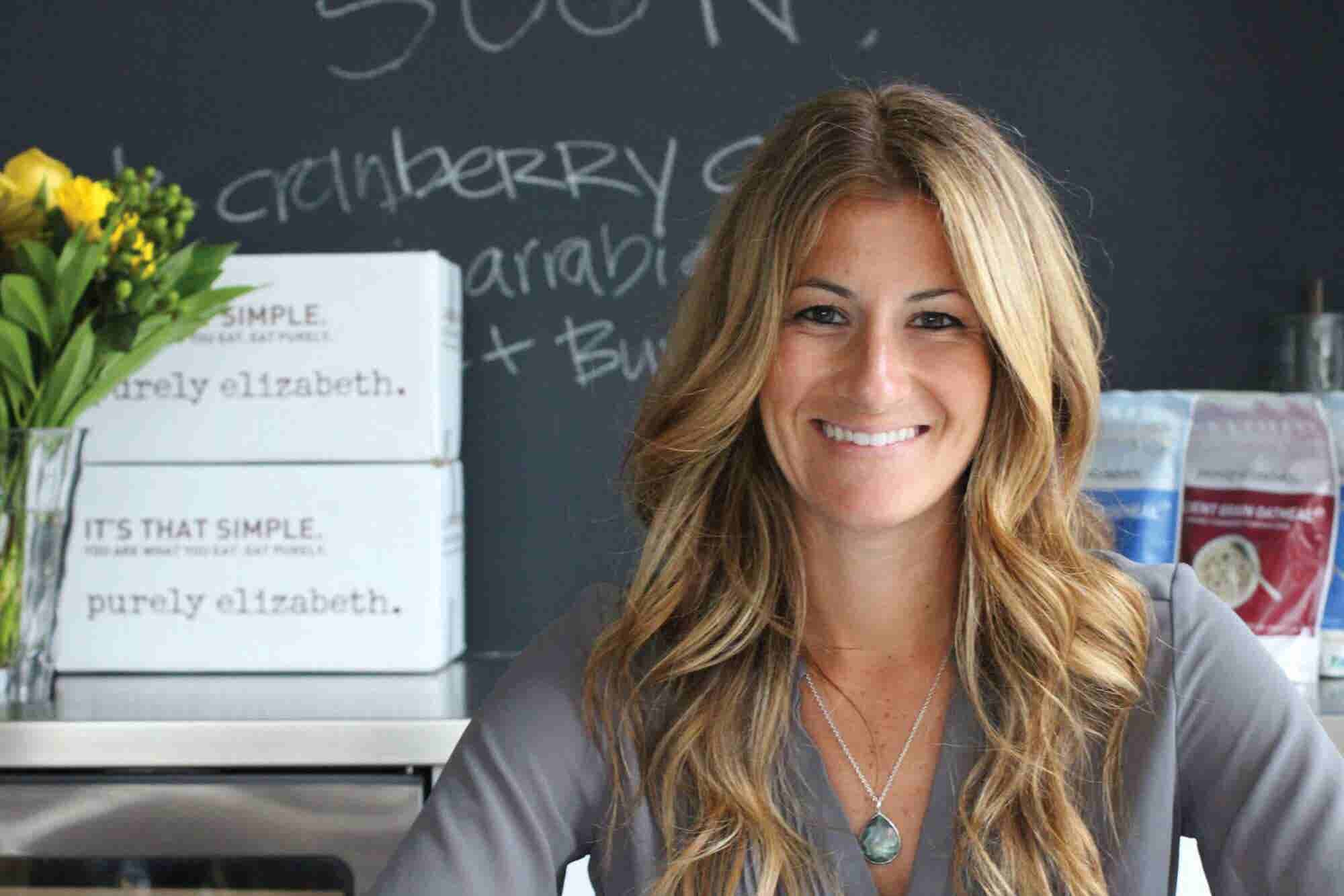 How the Entrepreneur Behind Purely Elizabeth Pivoted Into Her Breakout Granola Product