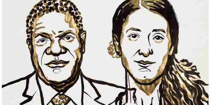 Nobel Peace Prize Winners are Warfare Heroes and Combatants