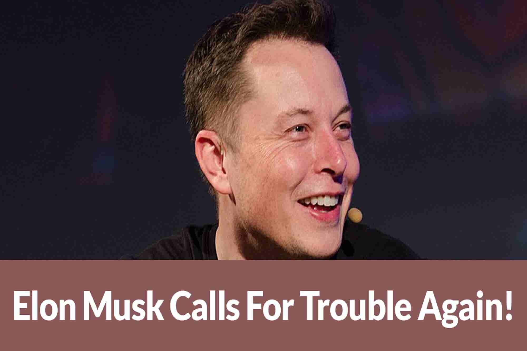 Elon Musk is Asking for Trouble Again & Google Goes Hands-Free: 4 Things to Know Today