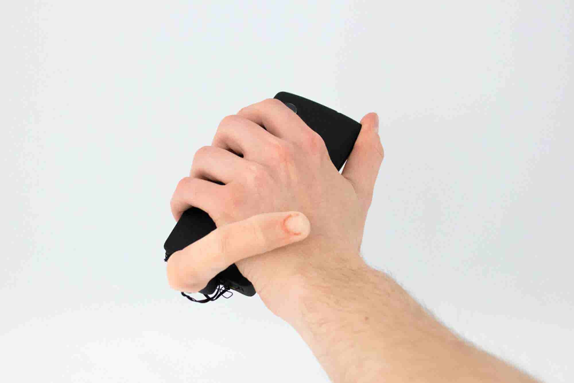 Creepy Robotic Finger Attaches to Your Phone and Strokes Your Hand