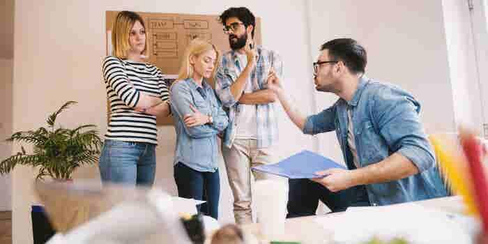 9 rasgos que debes reconocer en un 'antilíder' en tu empresa