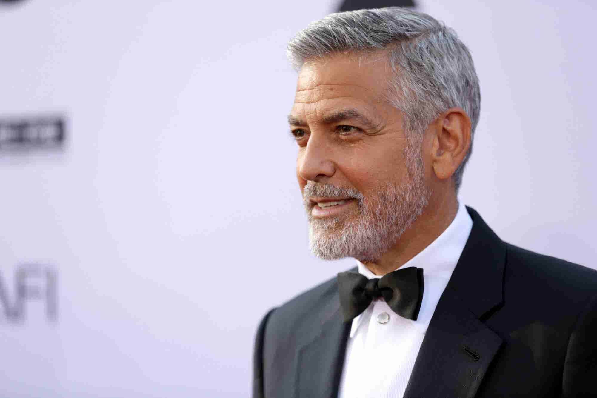 8 Inspirational George Clooney Quotes on Leadership, Failure and Staying Humble