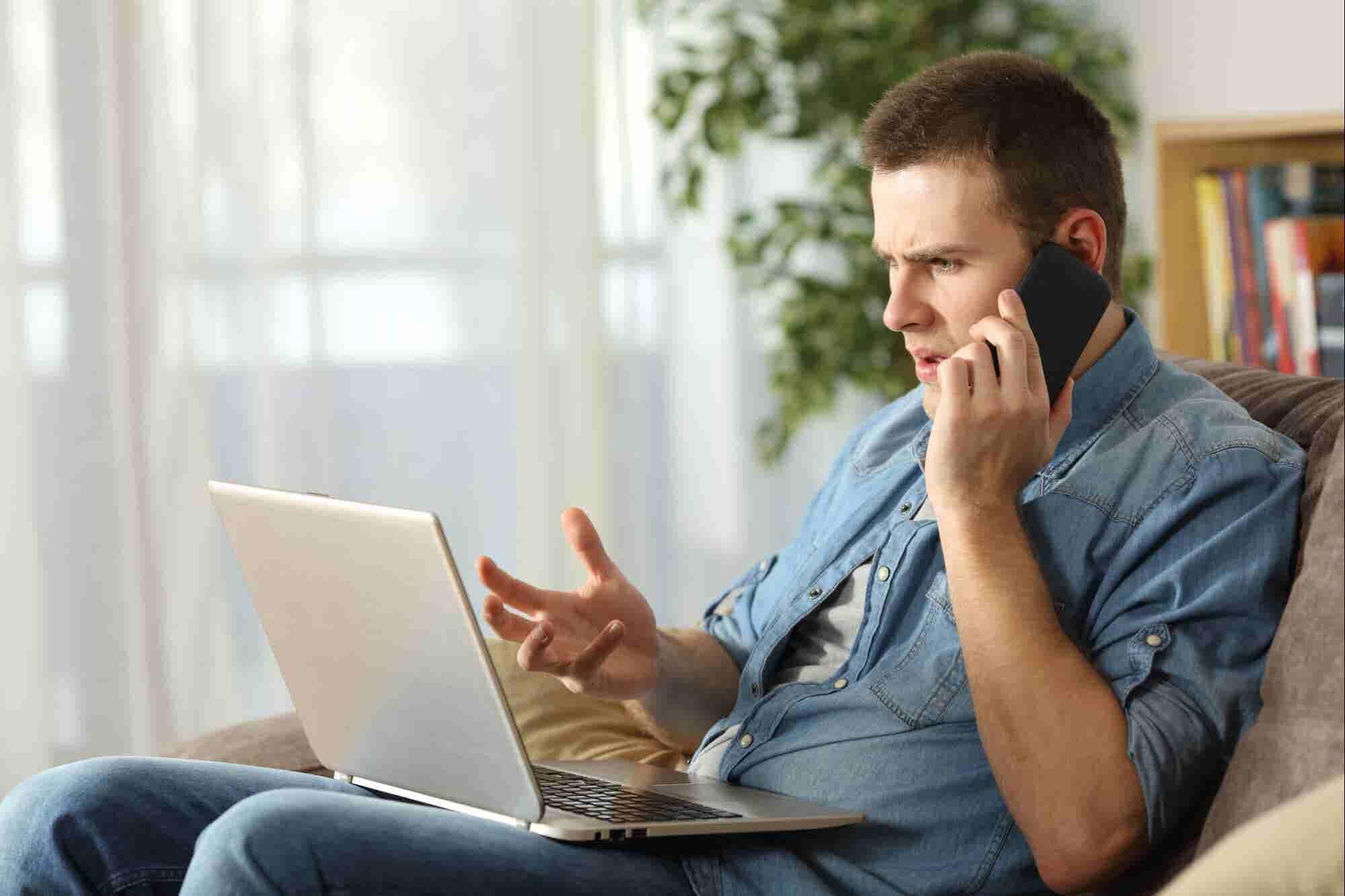 Si no puedes resolver una queja de un cliente en 10 minutos, ¡lo estás haciendo mal!