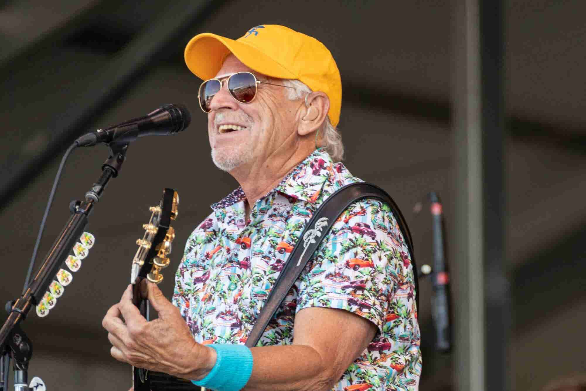 Coming Soon to a Dispensary Near You: Jimmy Buffett's Coral Reefer